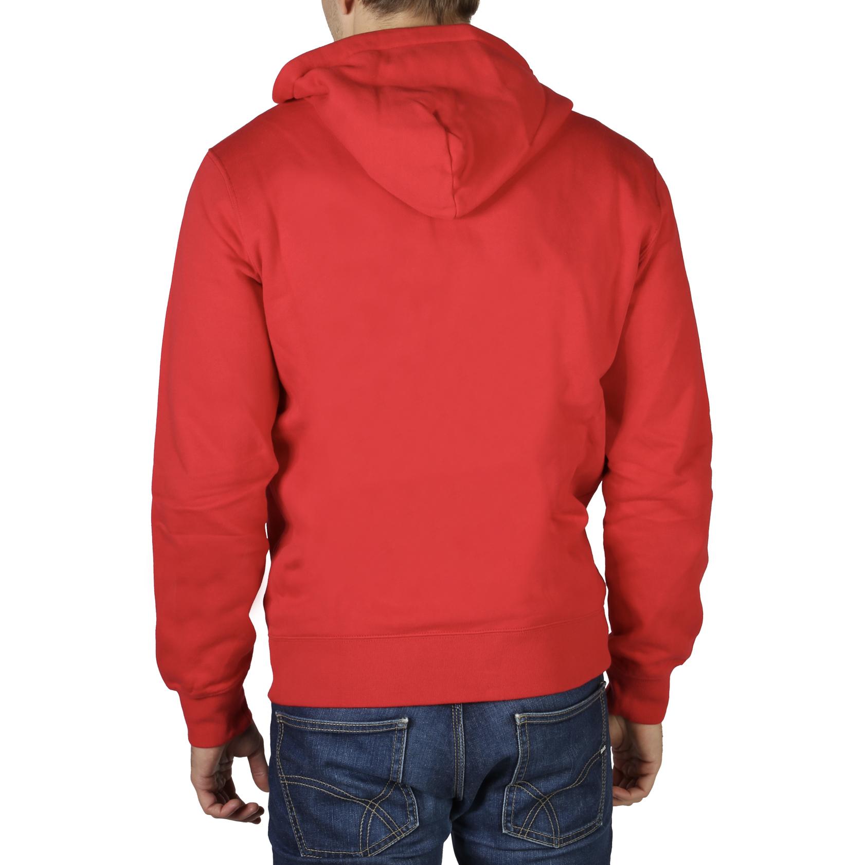 Vestes zippées  Champion 213410_RS053_HTR red