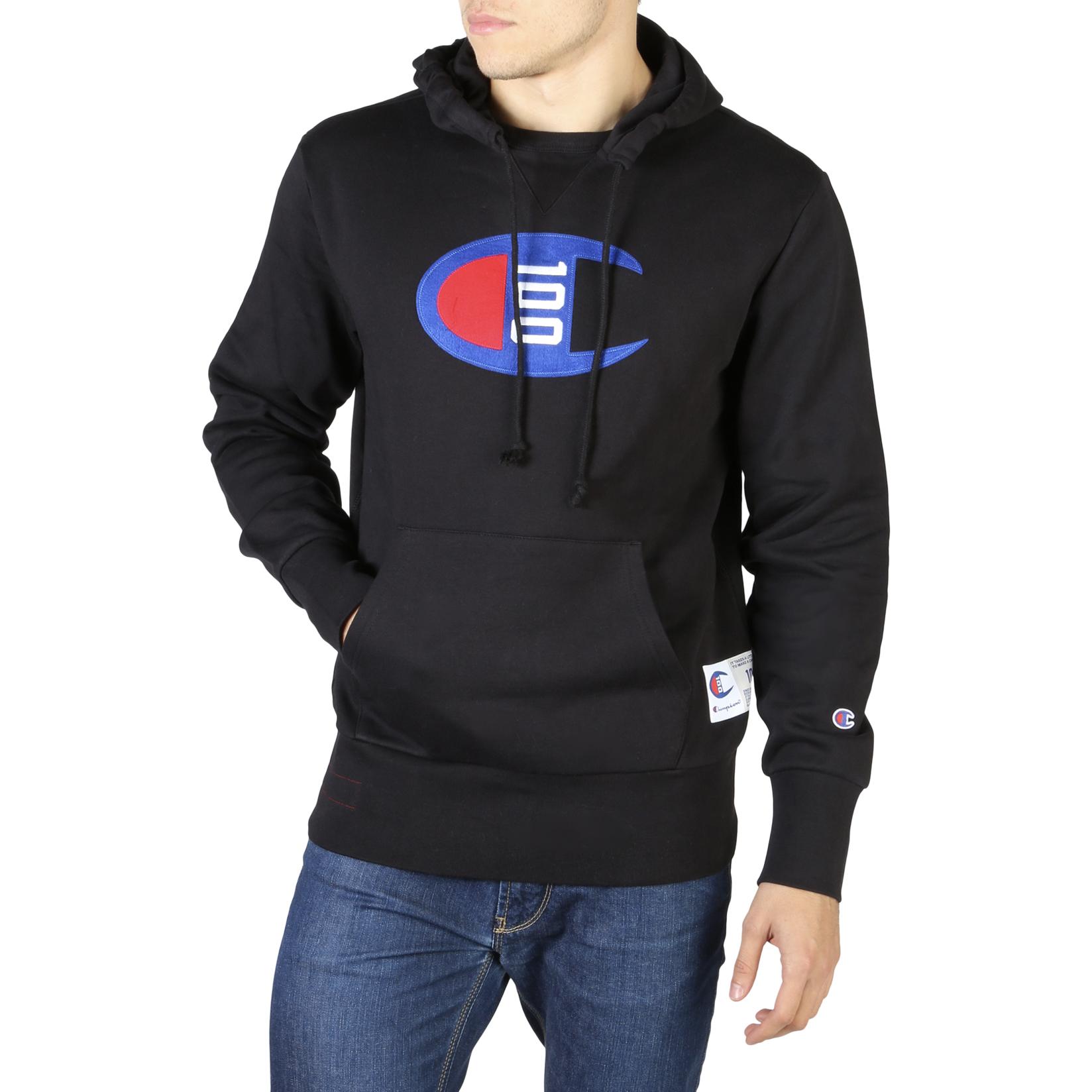 Sweatshirts  Champion 214368_KK001_NBK black