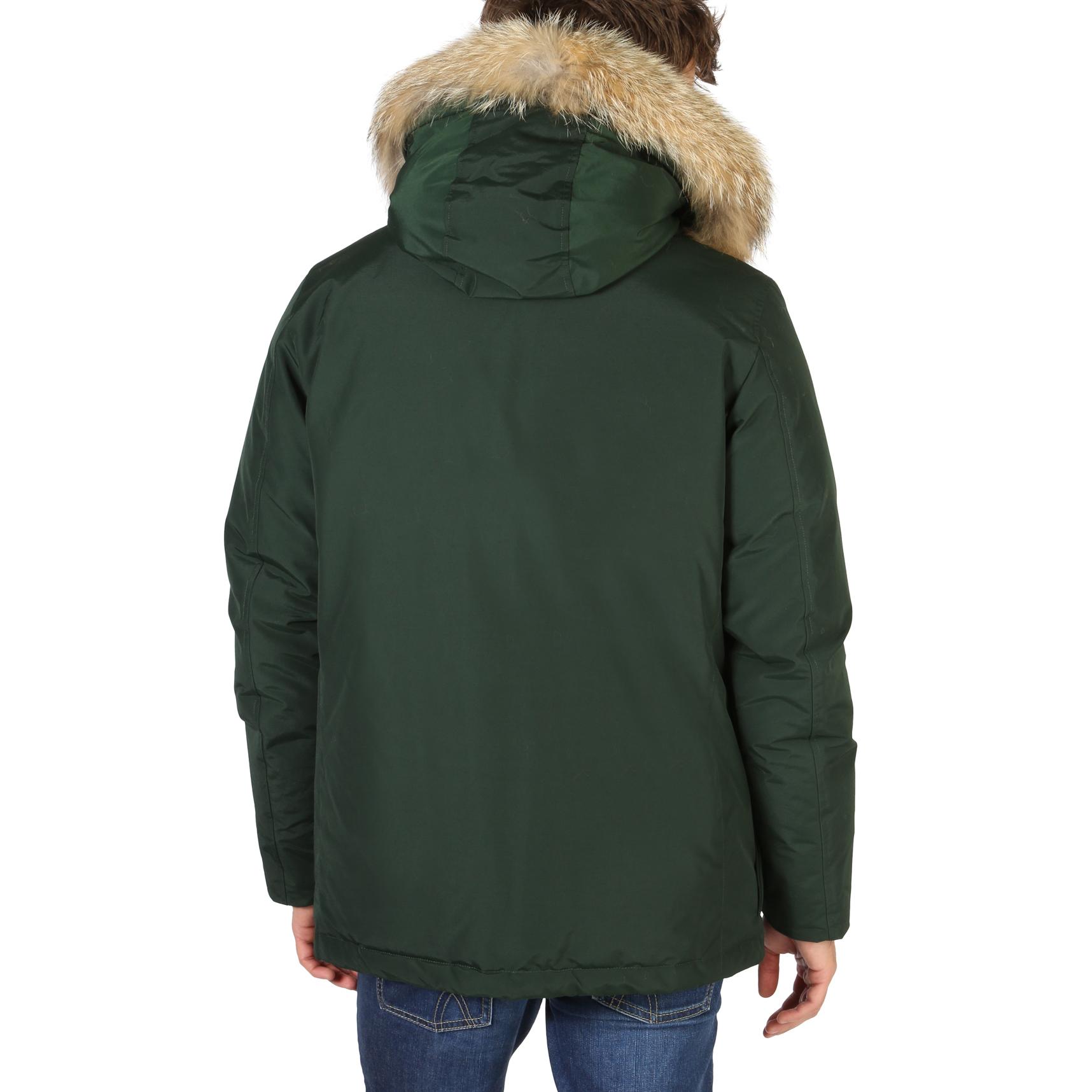 Blousons / doudounes  Woolrich ARCTIC-ANORAK_HOLLY-GREEN green