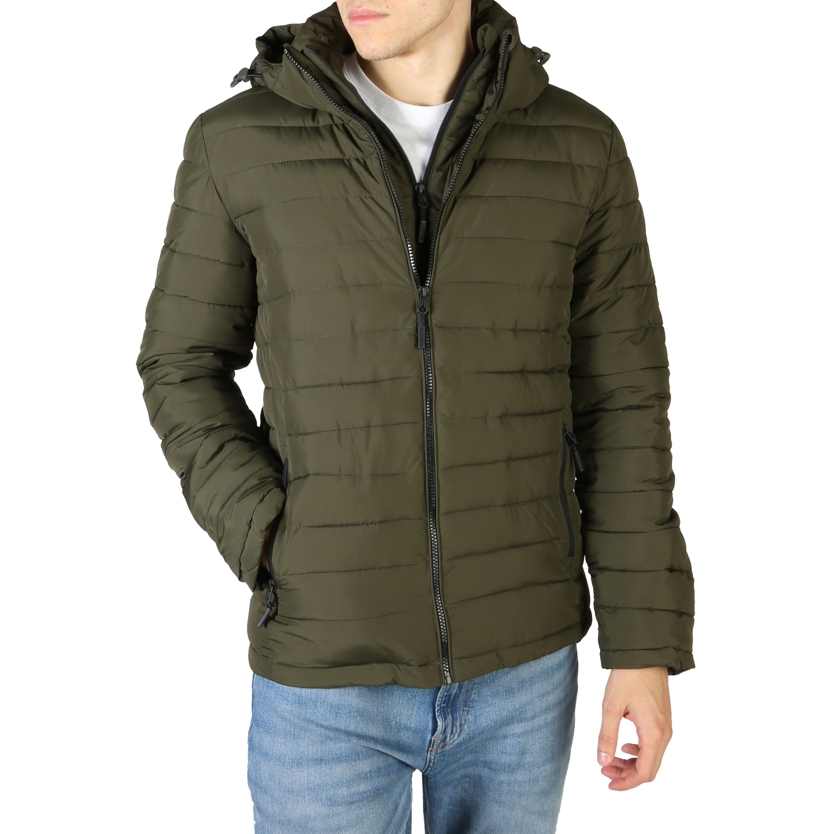 Superdry M5010201A green