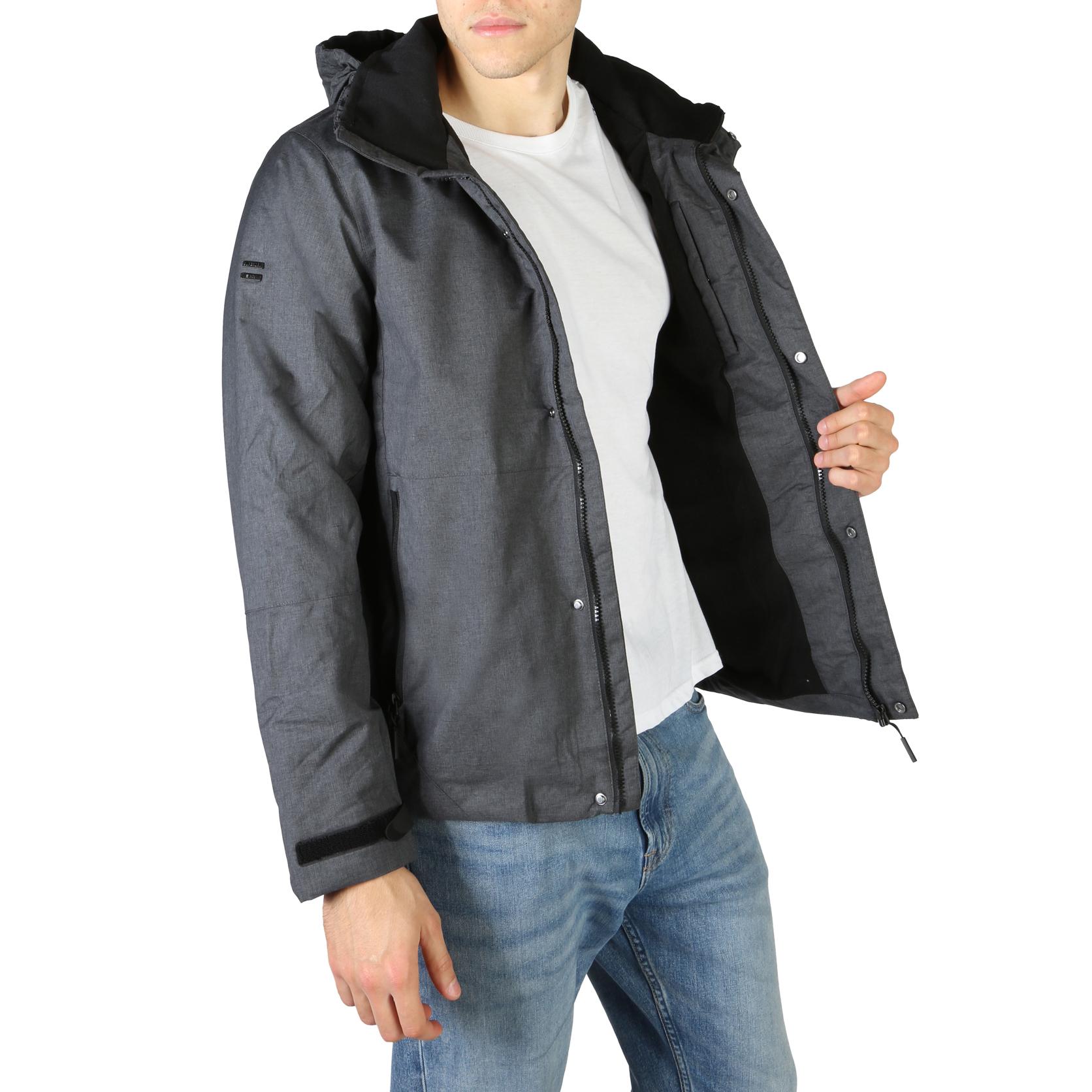 Vestes  Superdry M5010174A grey