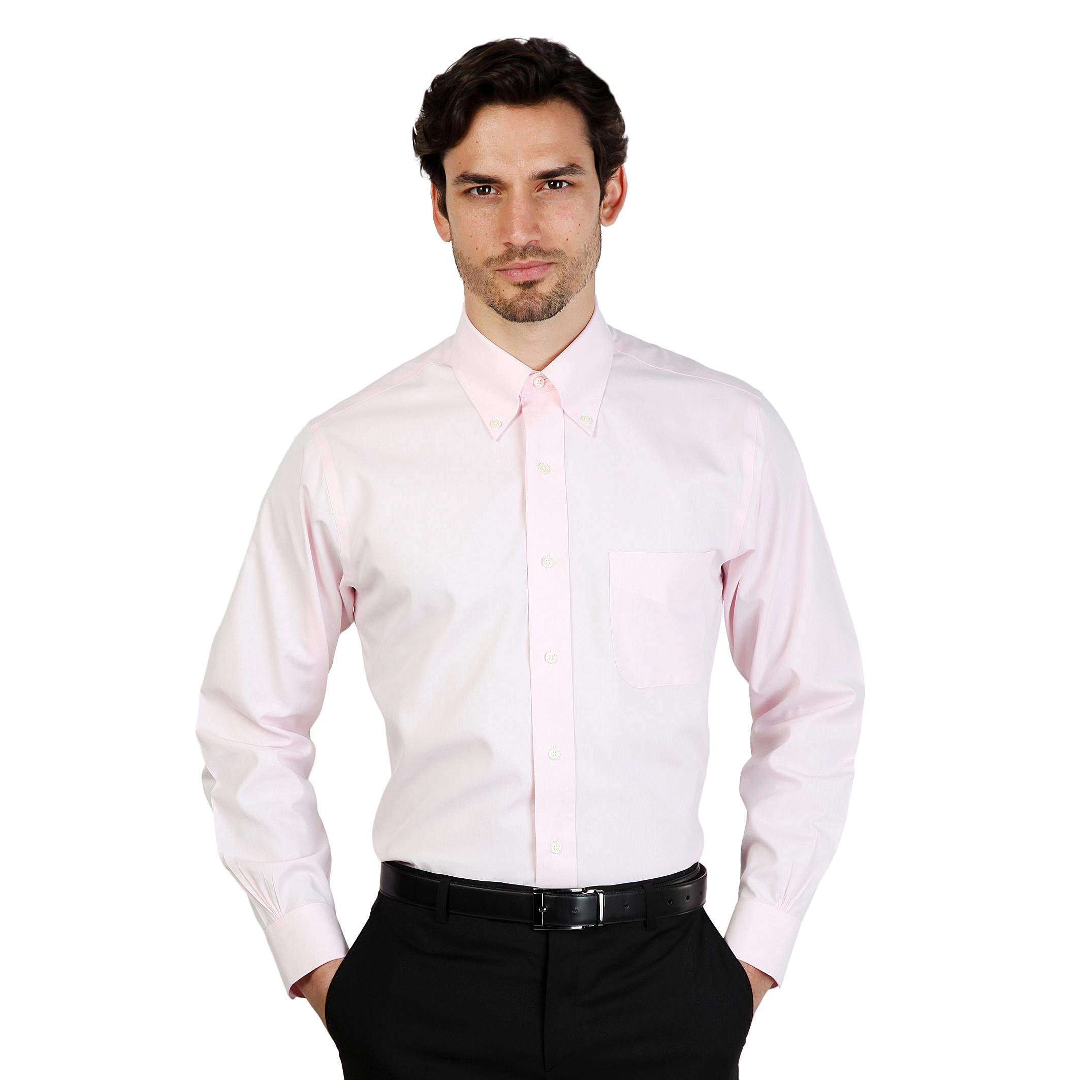 Chemises   Brooks Brothers 100011298 pink