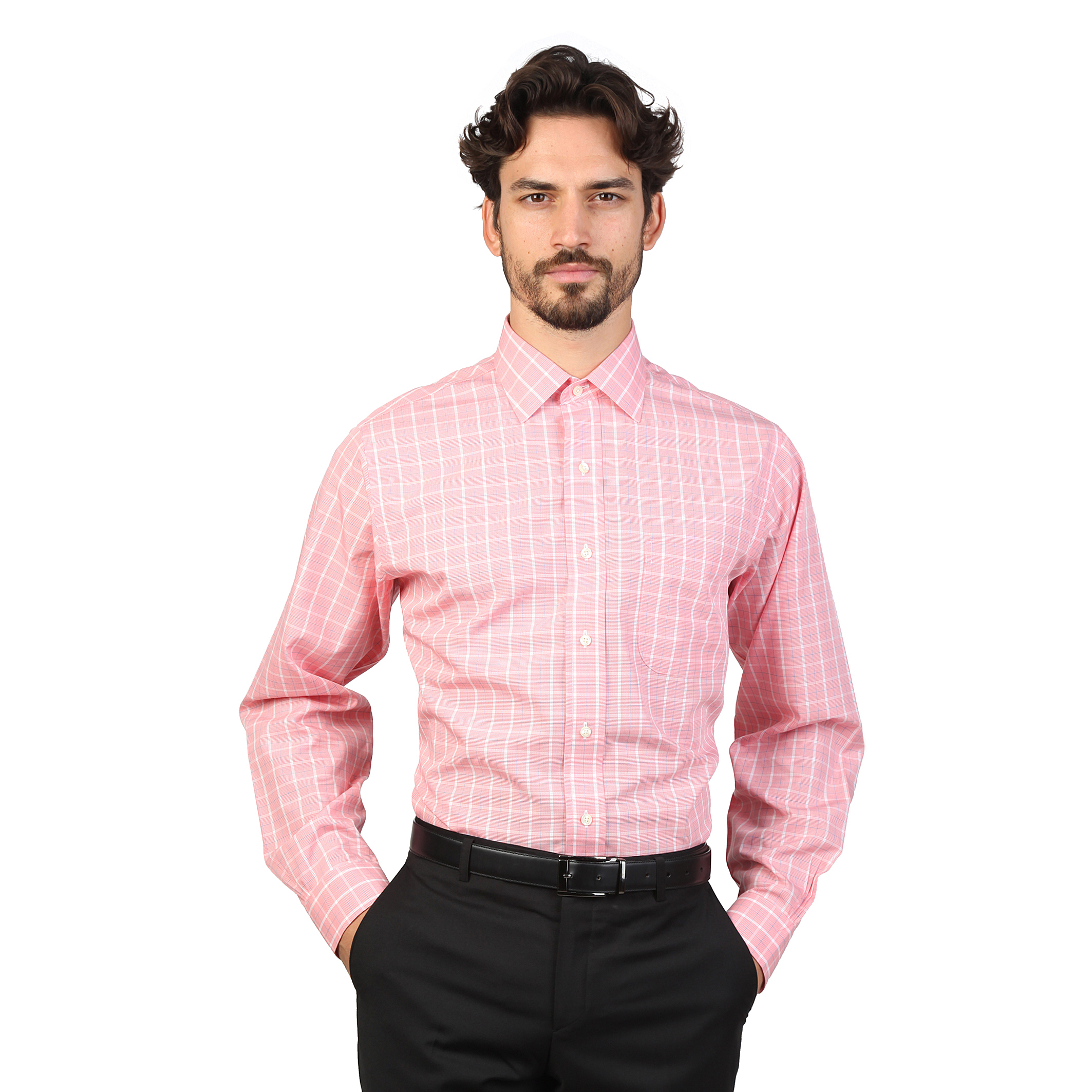 Chemises   Brooks Brothers 100040445 pink