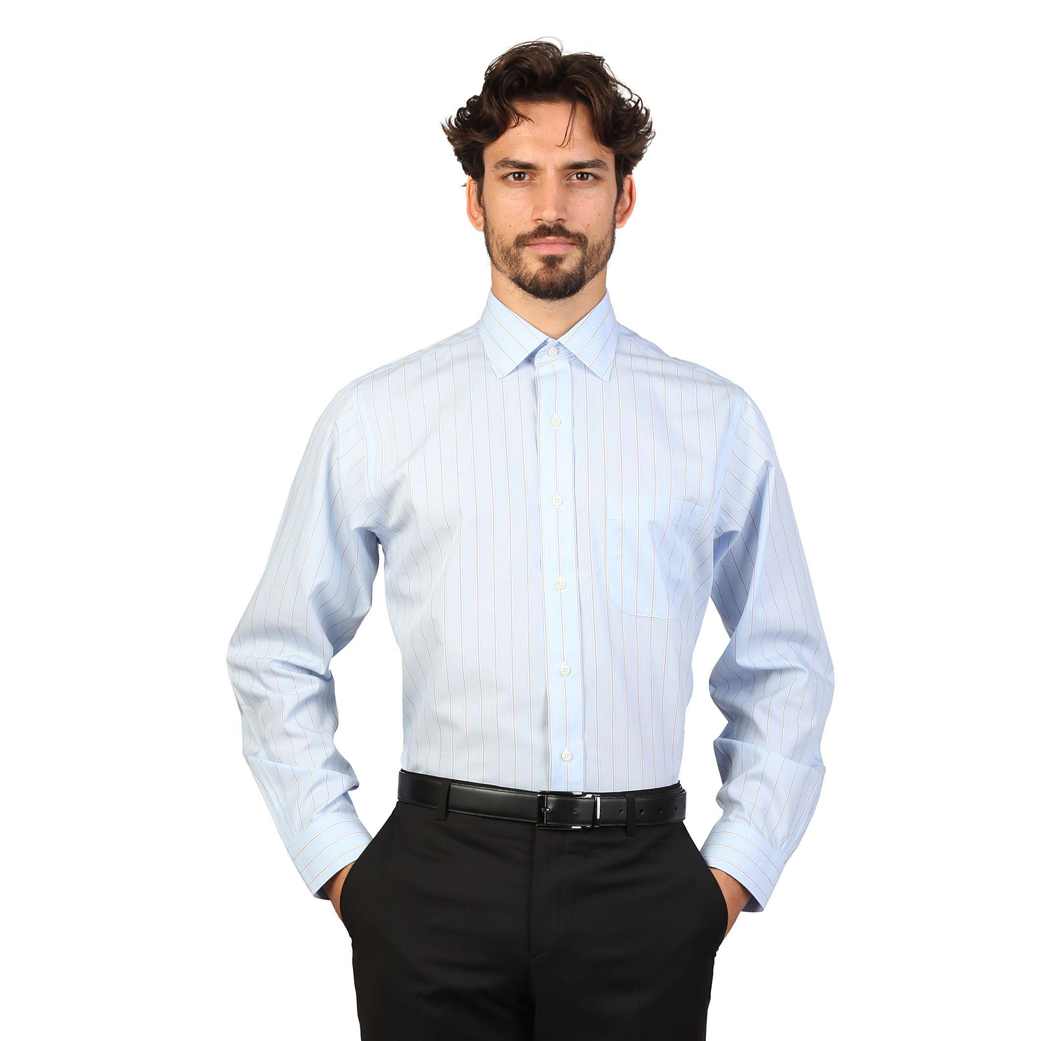 Chemises   Brooks Brothers 100040425 blue