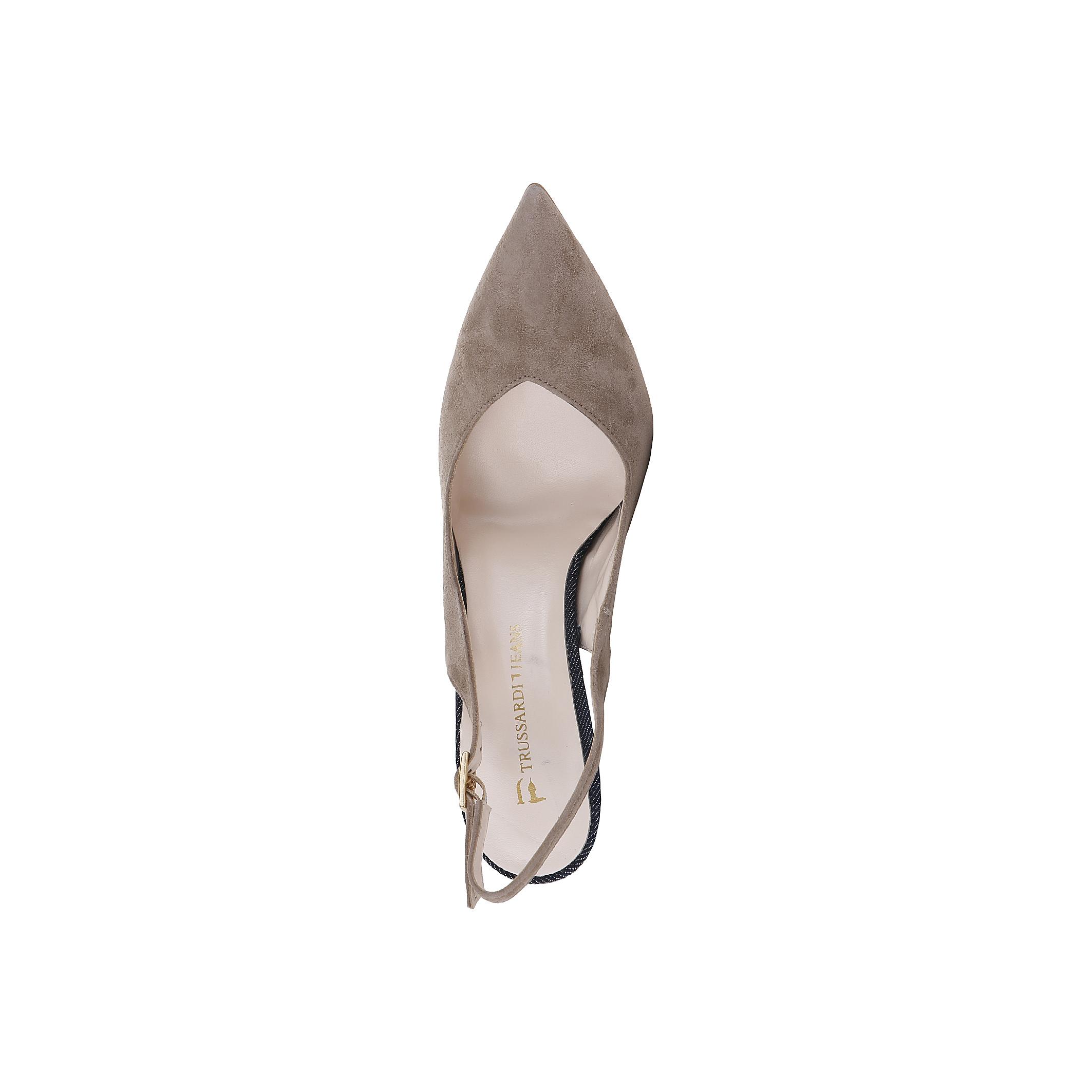 Chaussures  Trussardi 79S009 brown
