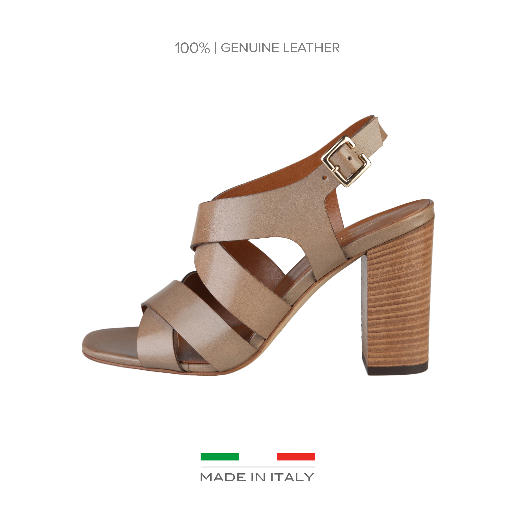 Chaussures  Made in Italia LOREDANA brown