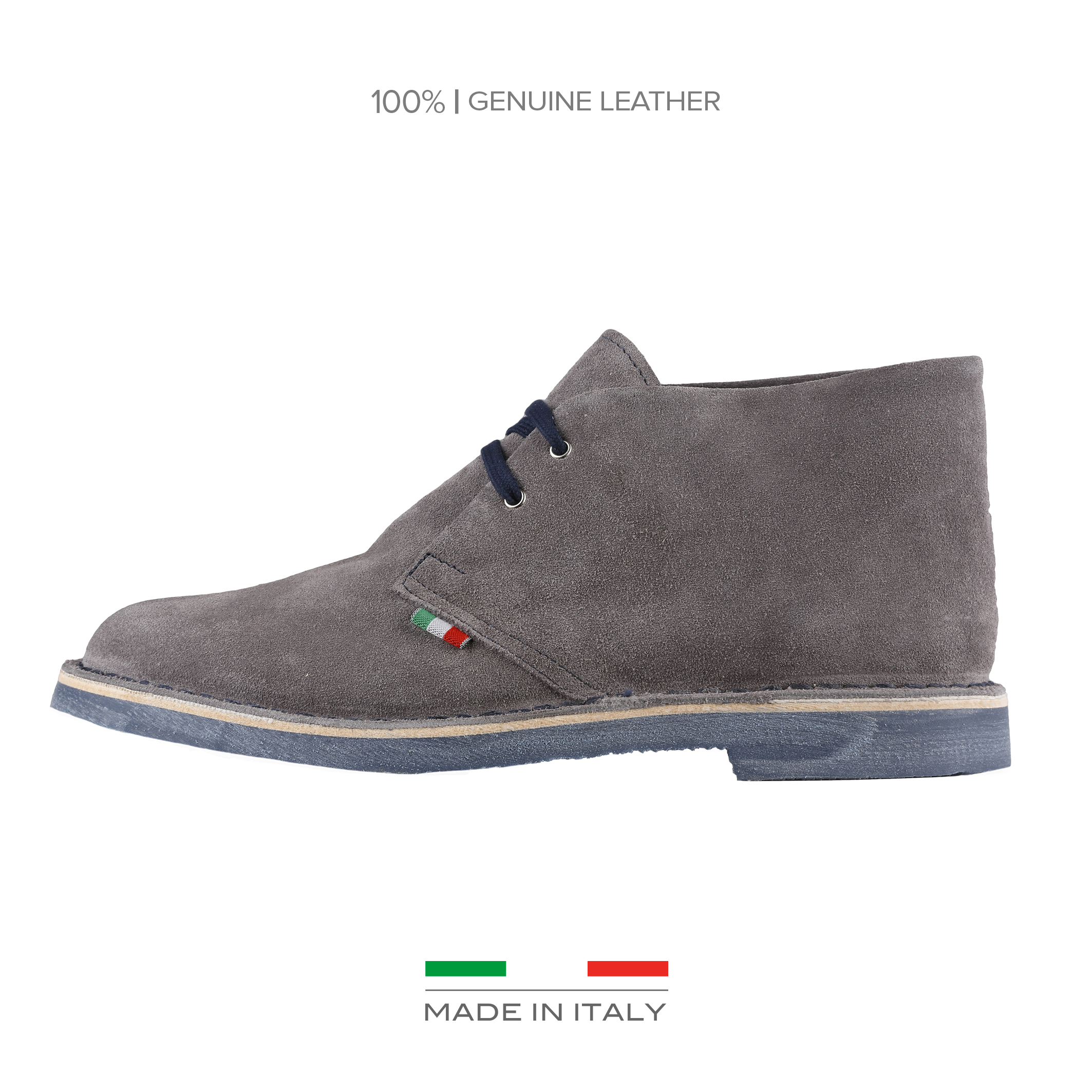 Chaussures   Made in Italia ROMANO grey