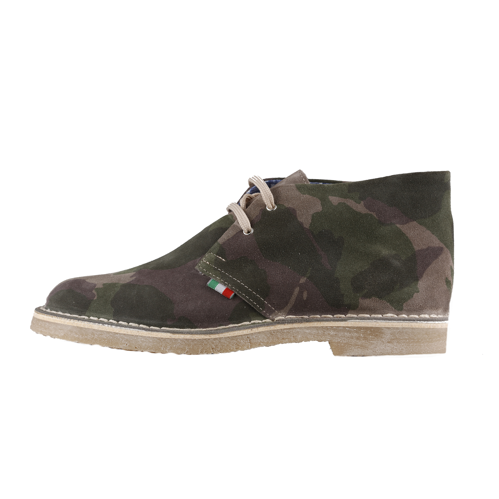 Chaussures   Made in Italia ROMANO green