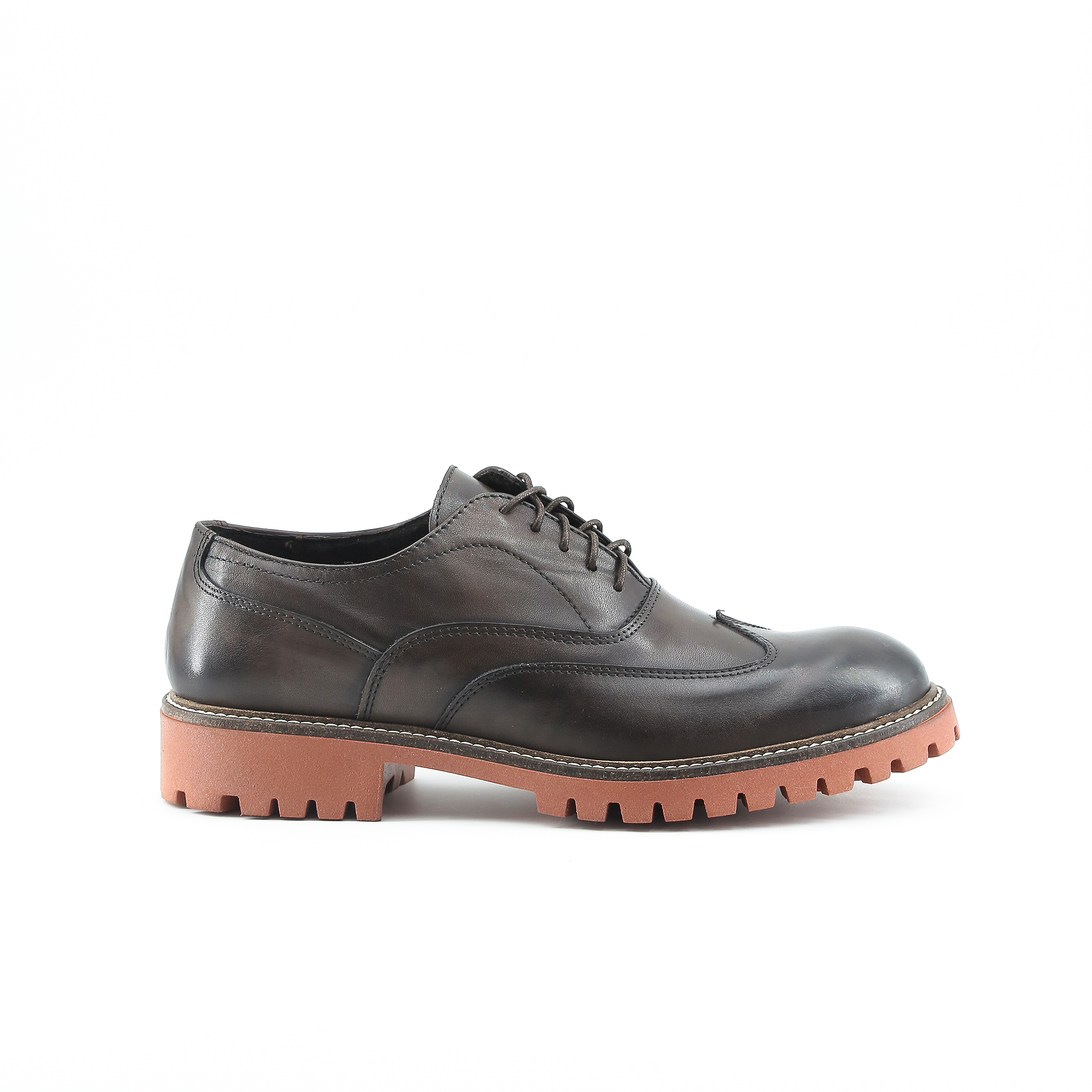 Chaussures   Made in Italia LUCA brown
