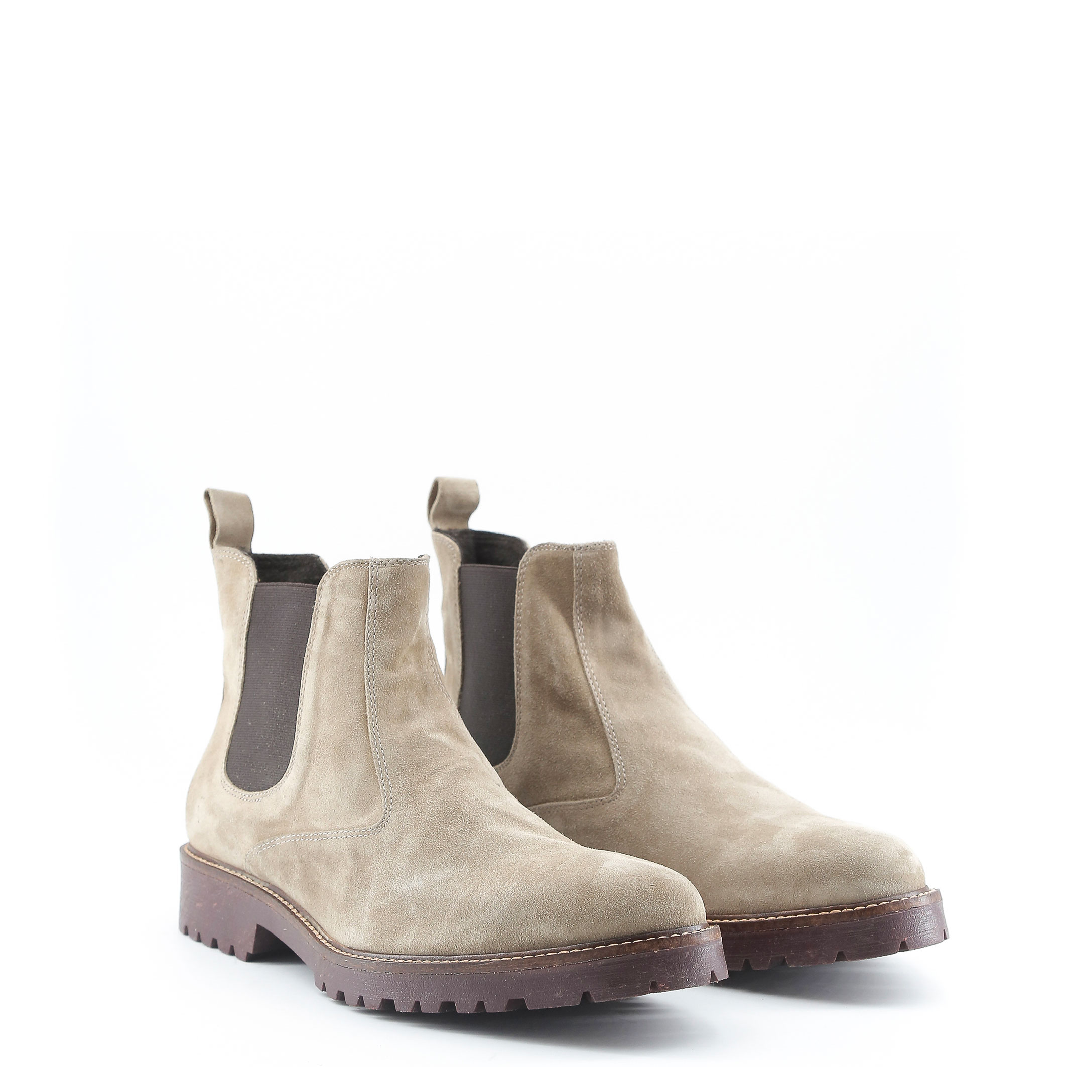 Chaussures   Made in Italia FILIPPO brown2