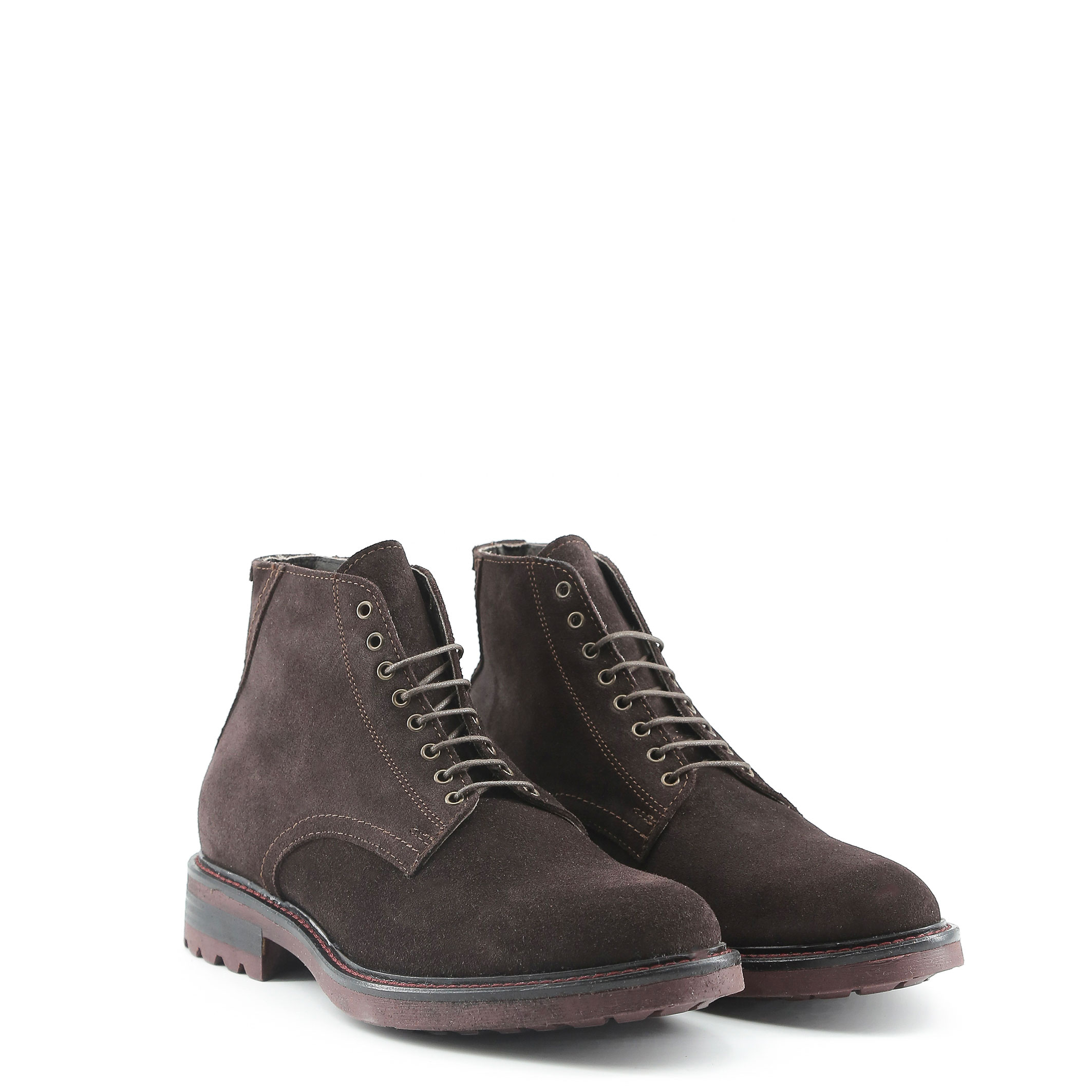 Chaussures   Made in Italia GABRIELE brown1