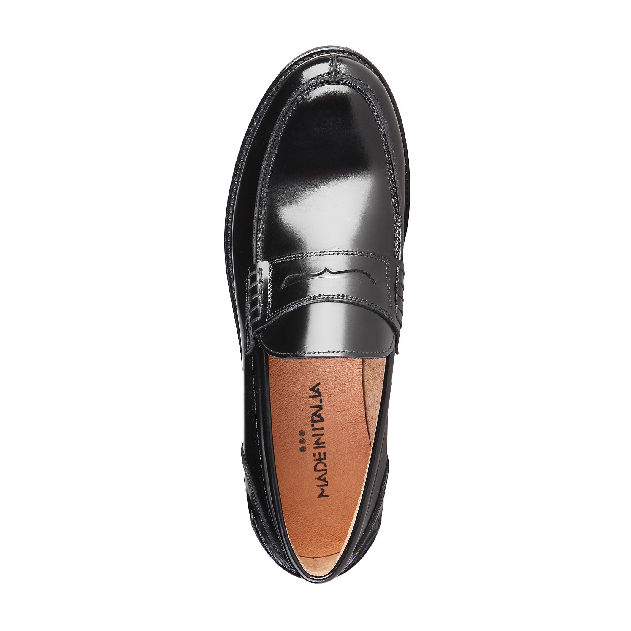 Chaussures   Made in Italia STEFANO black