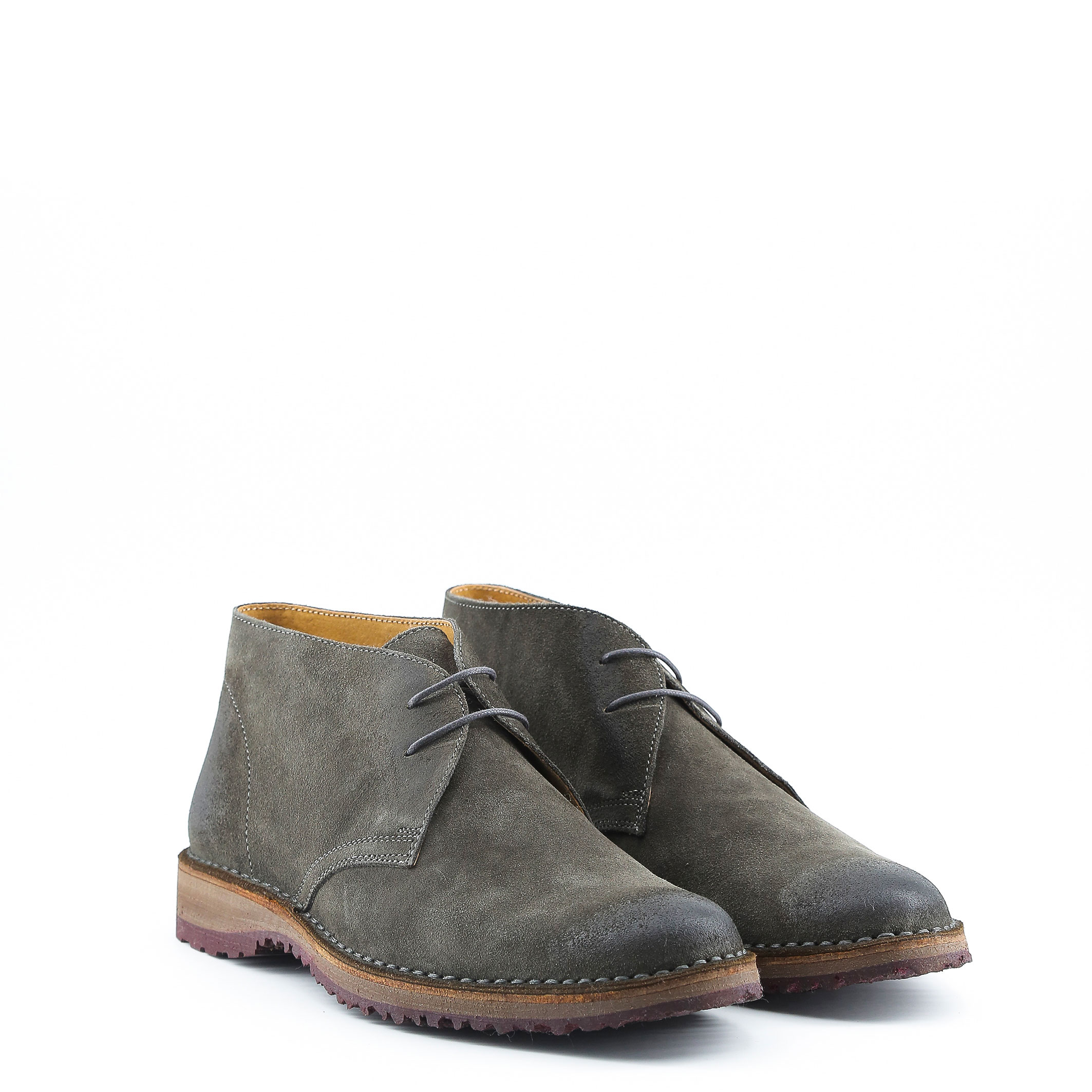 Chaussures   Made in Italia TOMMASO grey