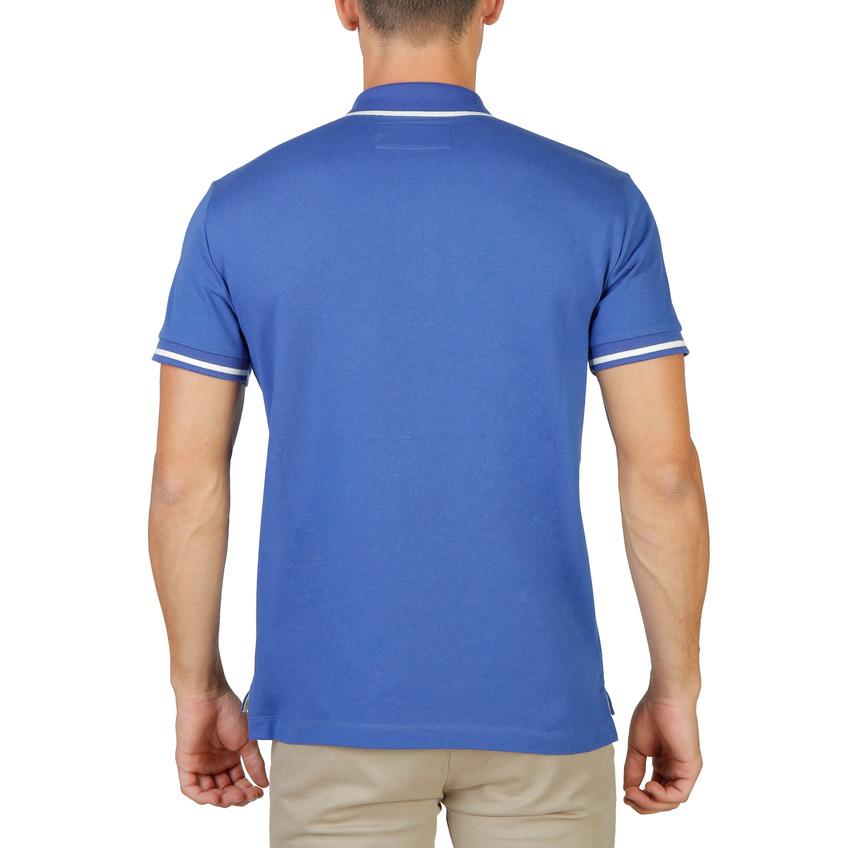Polos  Oxford University TRINITY-POLO-MM blue