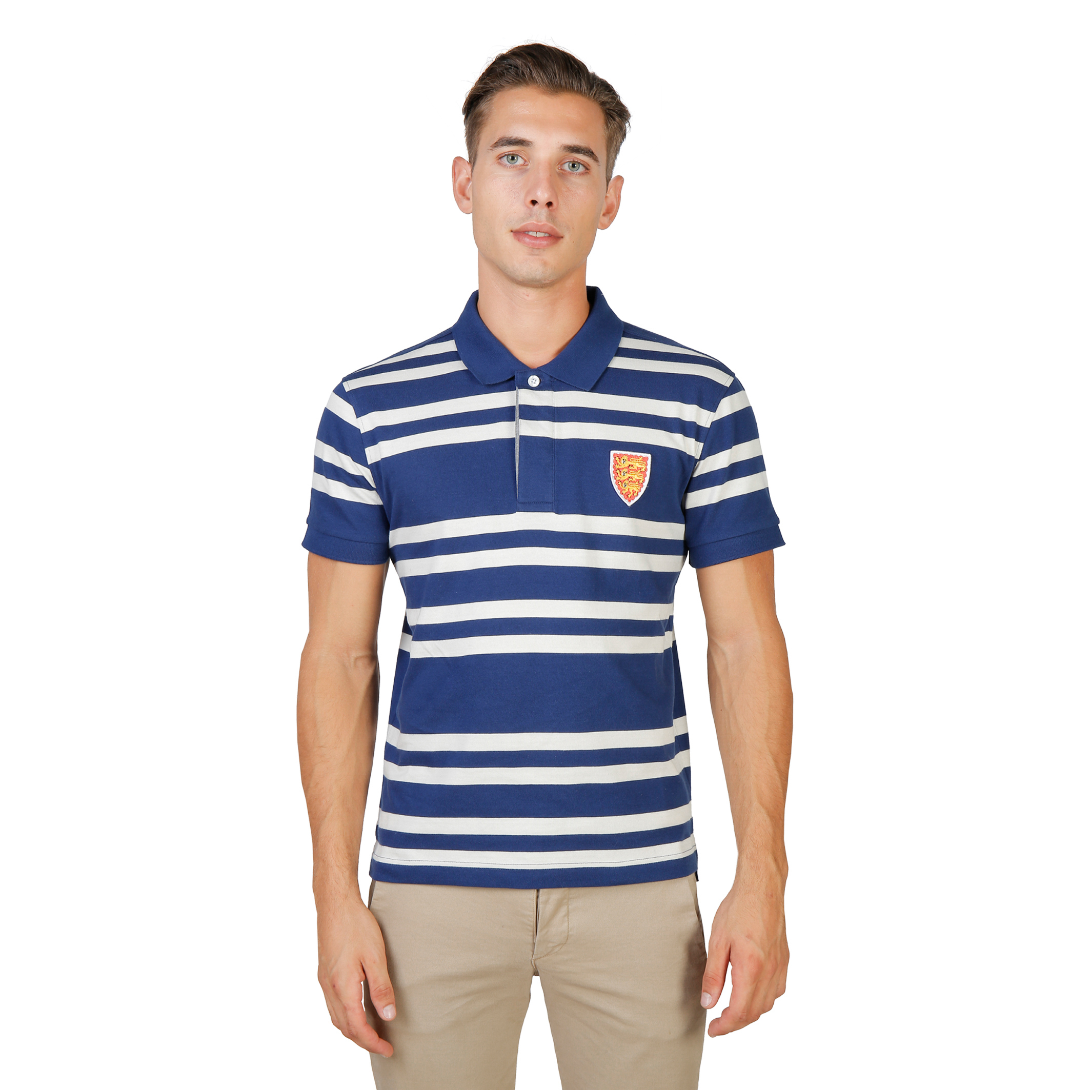 Polos  Oxford University ORIEL-RUGBY-MM blue