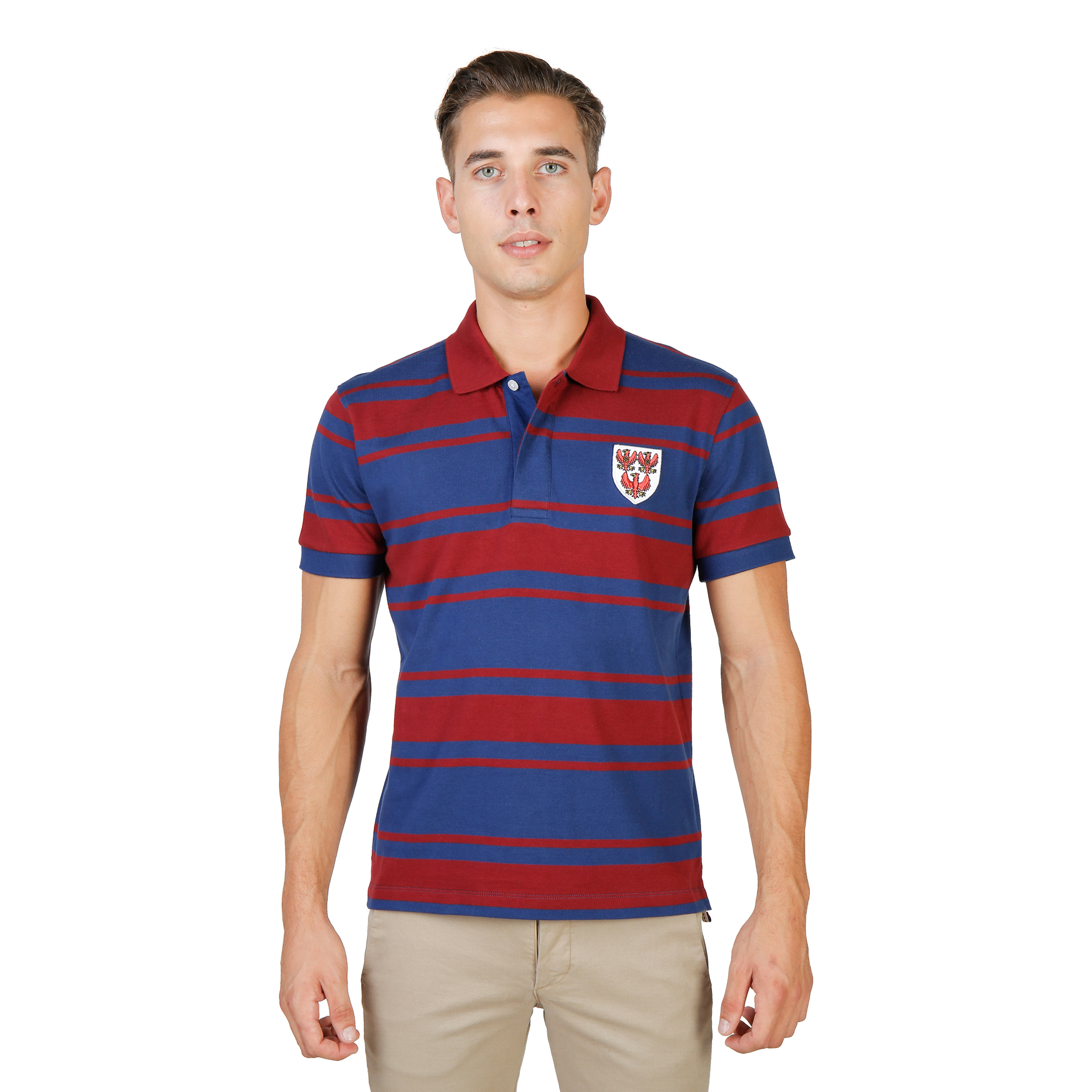 Polos  Oxford University QUEENS-RUGBY-MM red
