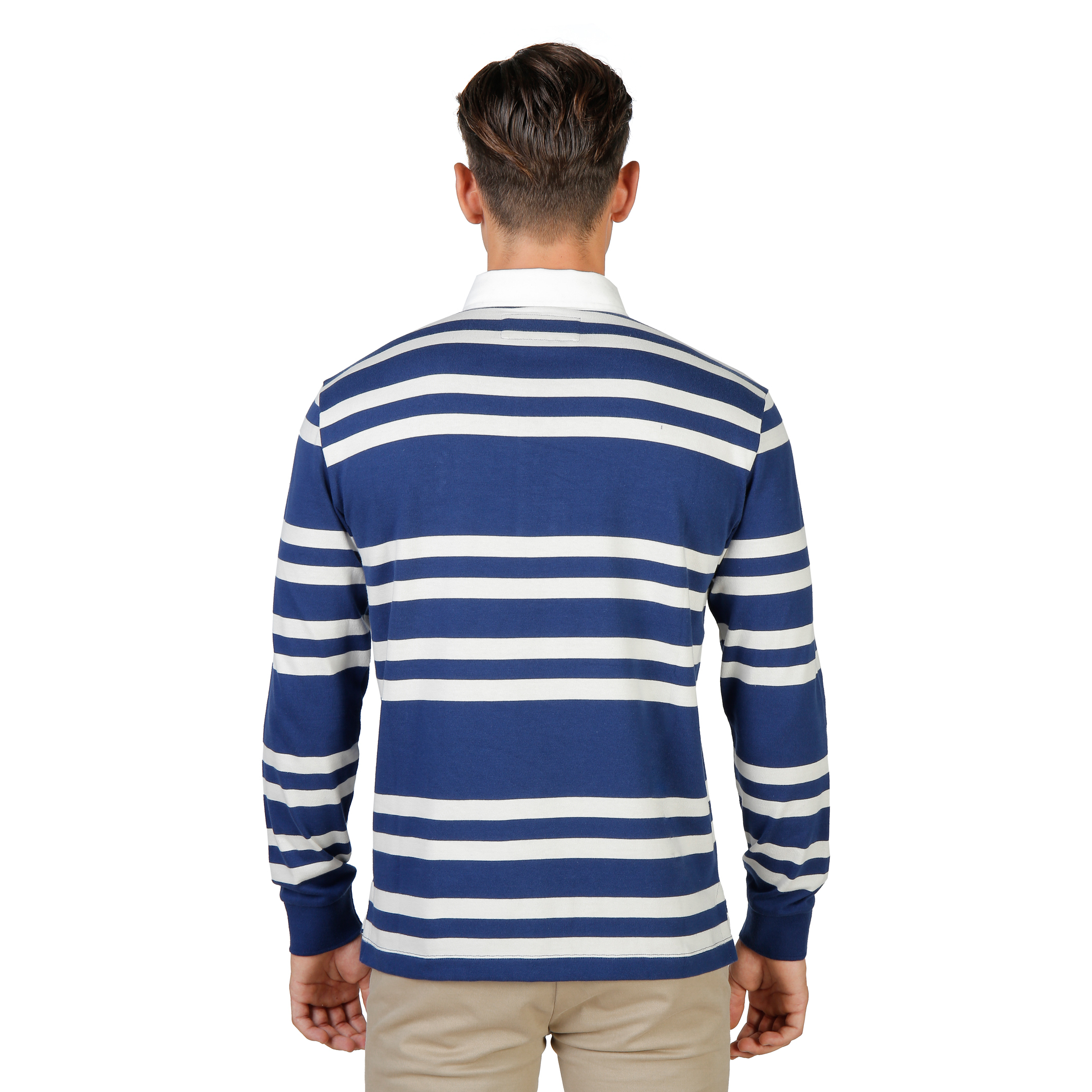 Polos  Oxford University ORIEL-RUGBY-ML blue