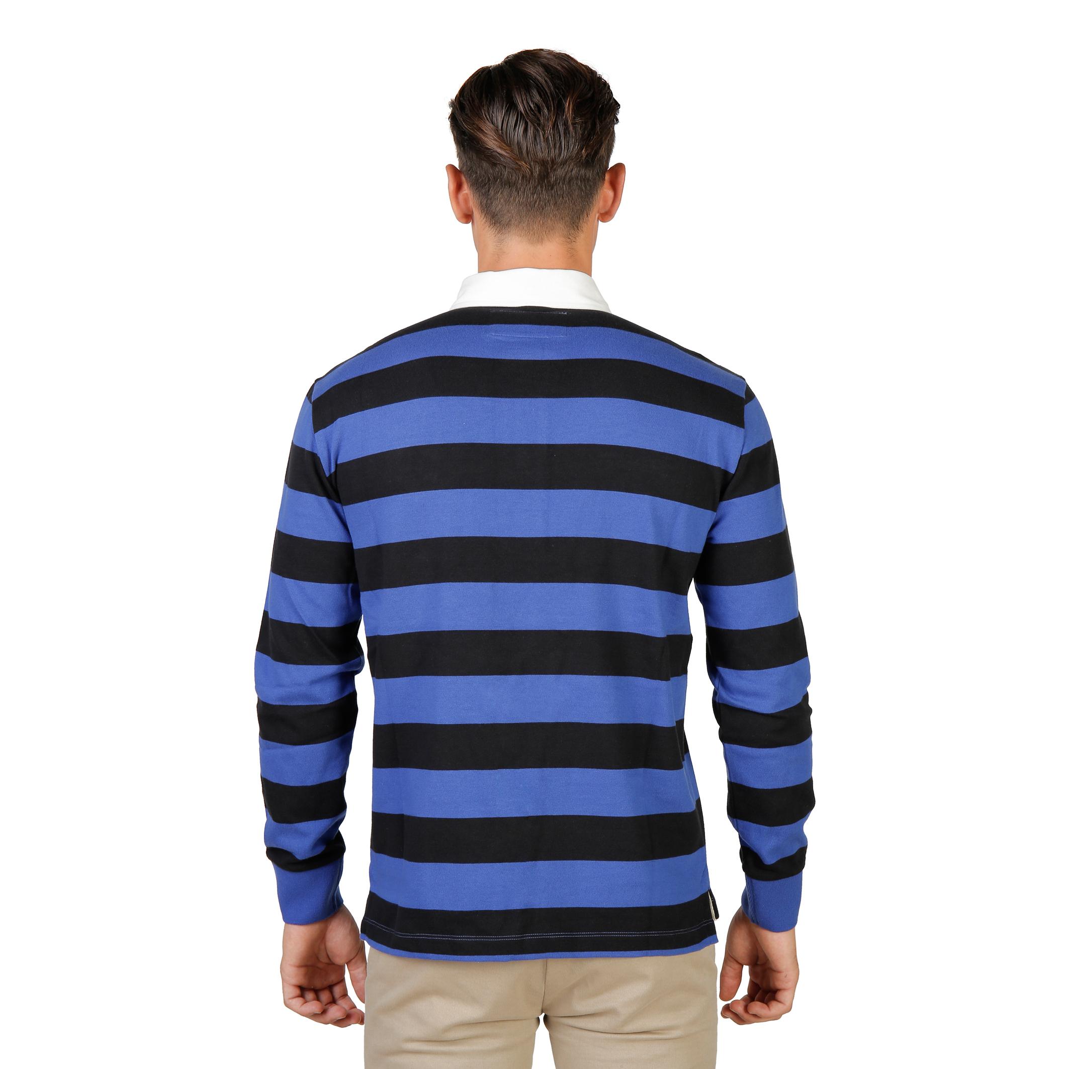Polos  Oxford University TRINITY-RUGBY-ML black