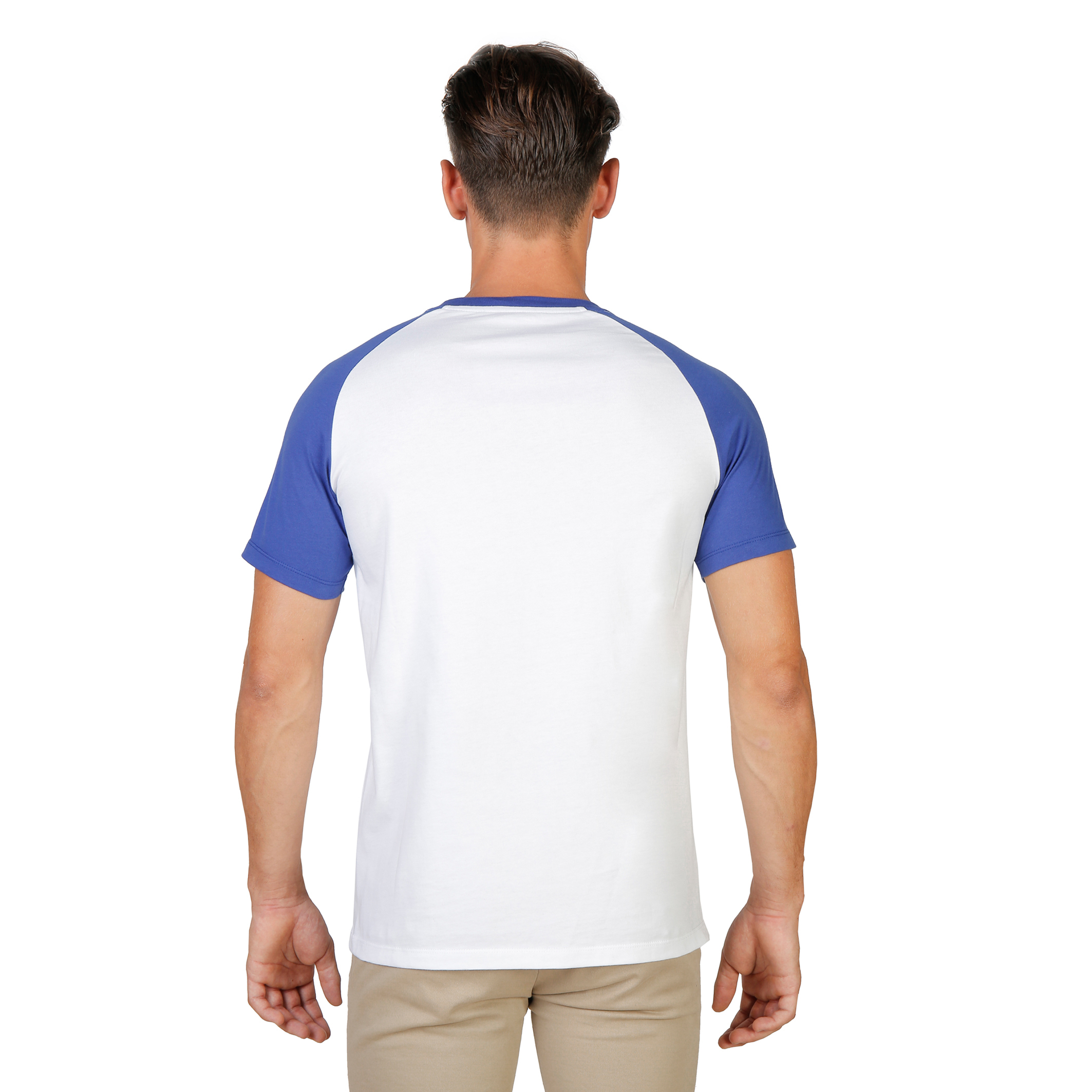 Tee-shirts  Oxford University TRINITY-RAGLAN-MM blue