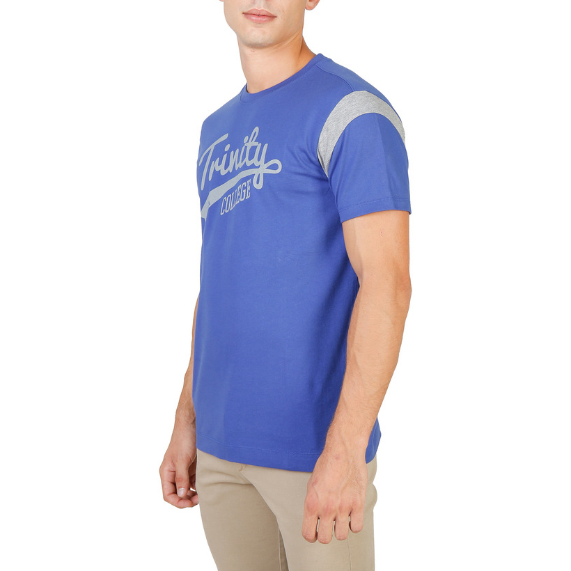 Tee-shirts  Oxford University TRINITY-VARSITY-MM blue