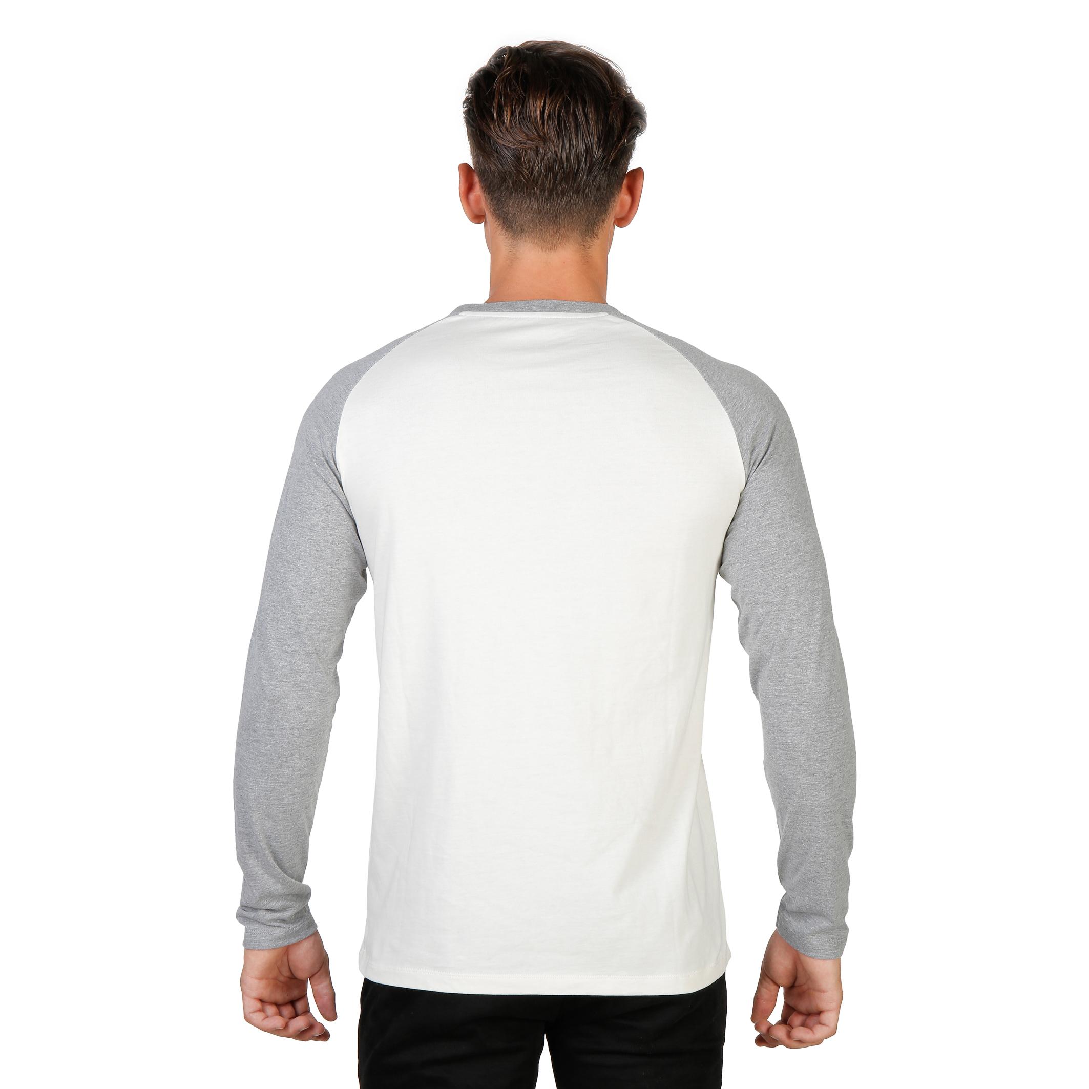 Tee-shirts  Oxford University TRINITY-RAGLAN-ML grey