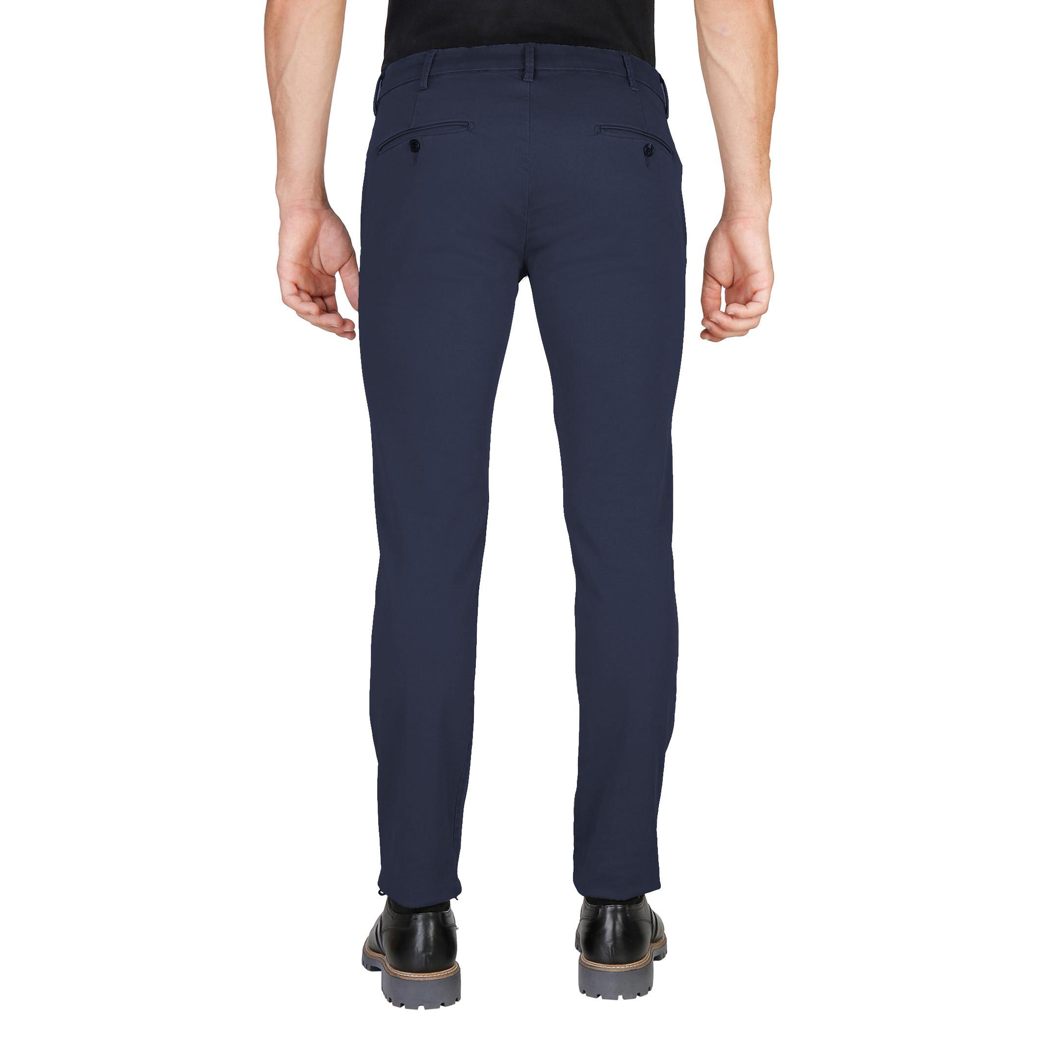 Pantalons  Oxford University OXFORD_PANT-REGULAR blue
