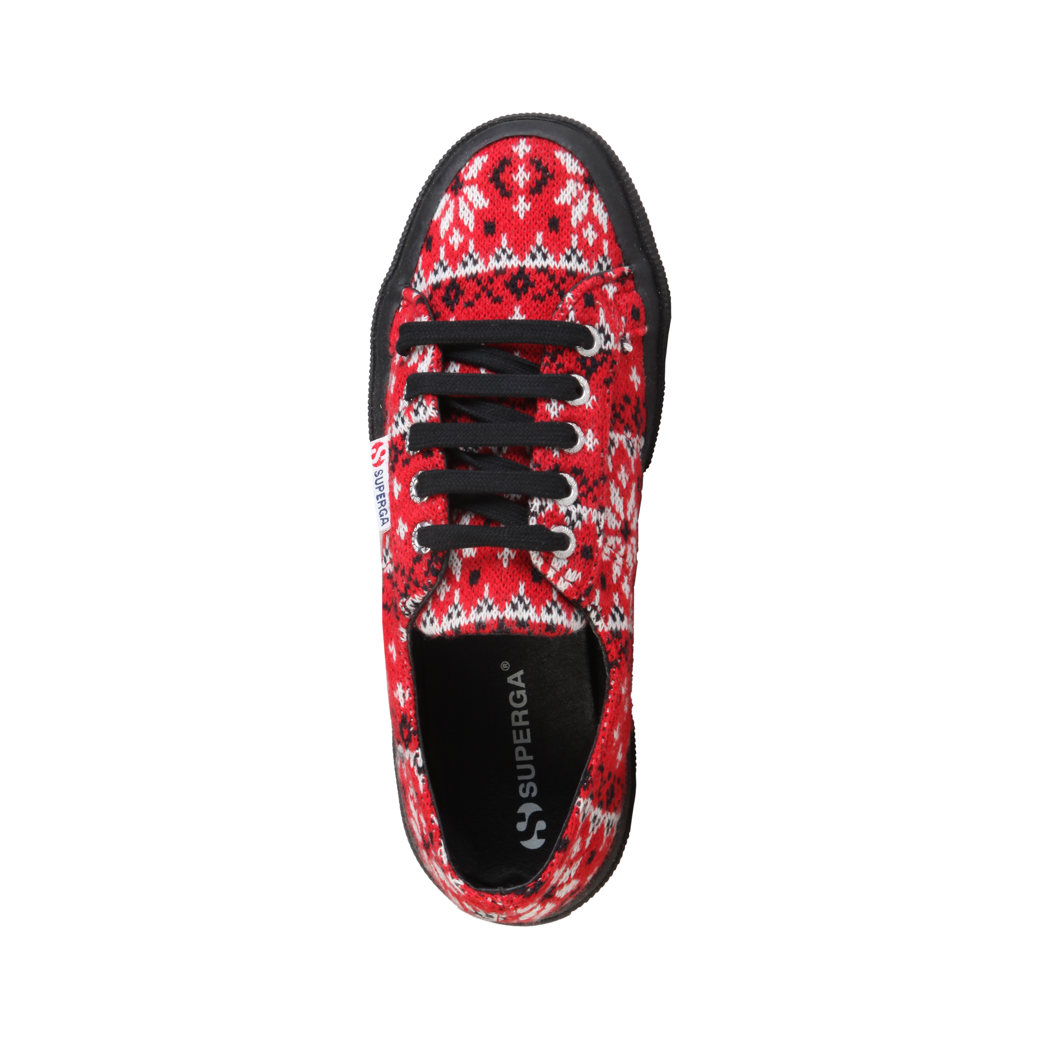 Chaussures  Superga S006QS0_2750 red