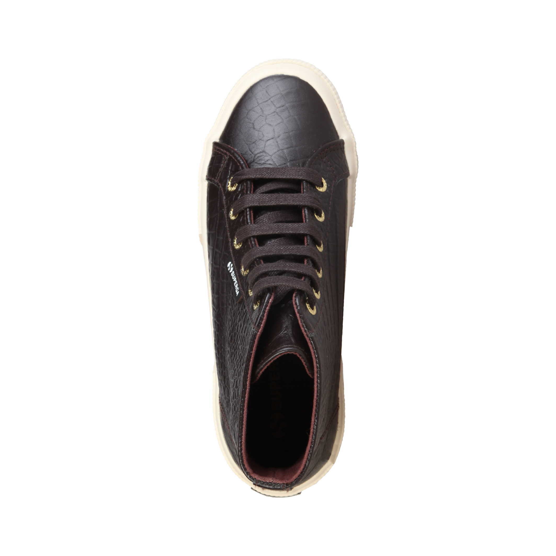 Chaussures   Superga S008HM0_2095 brown