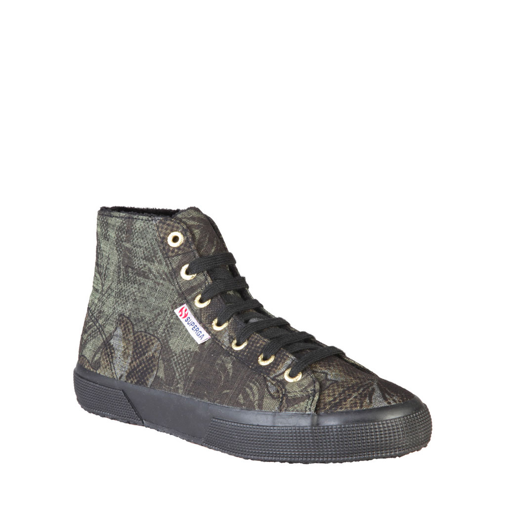 Chaussures   Superga S009ZN0_2795 green