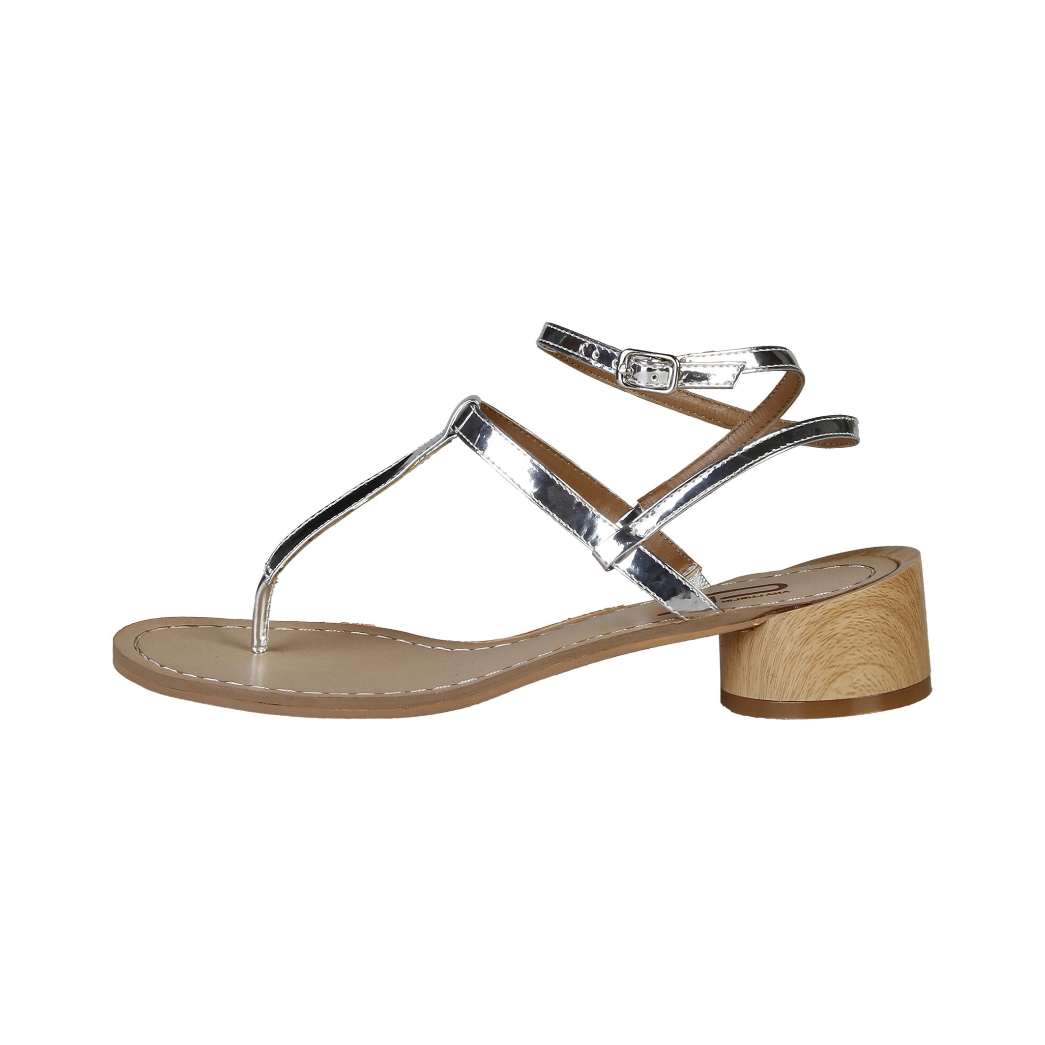 Tongs / Mules  Ana Lublin VIOLETTA grey
