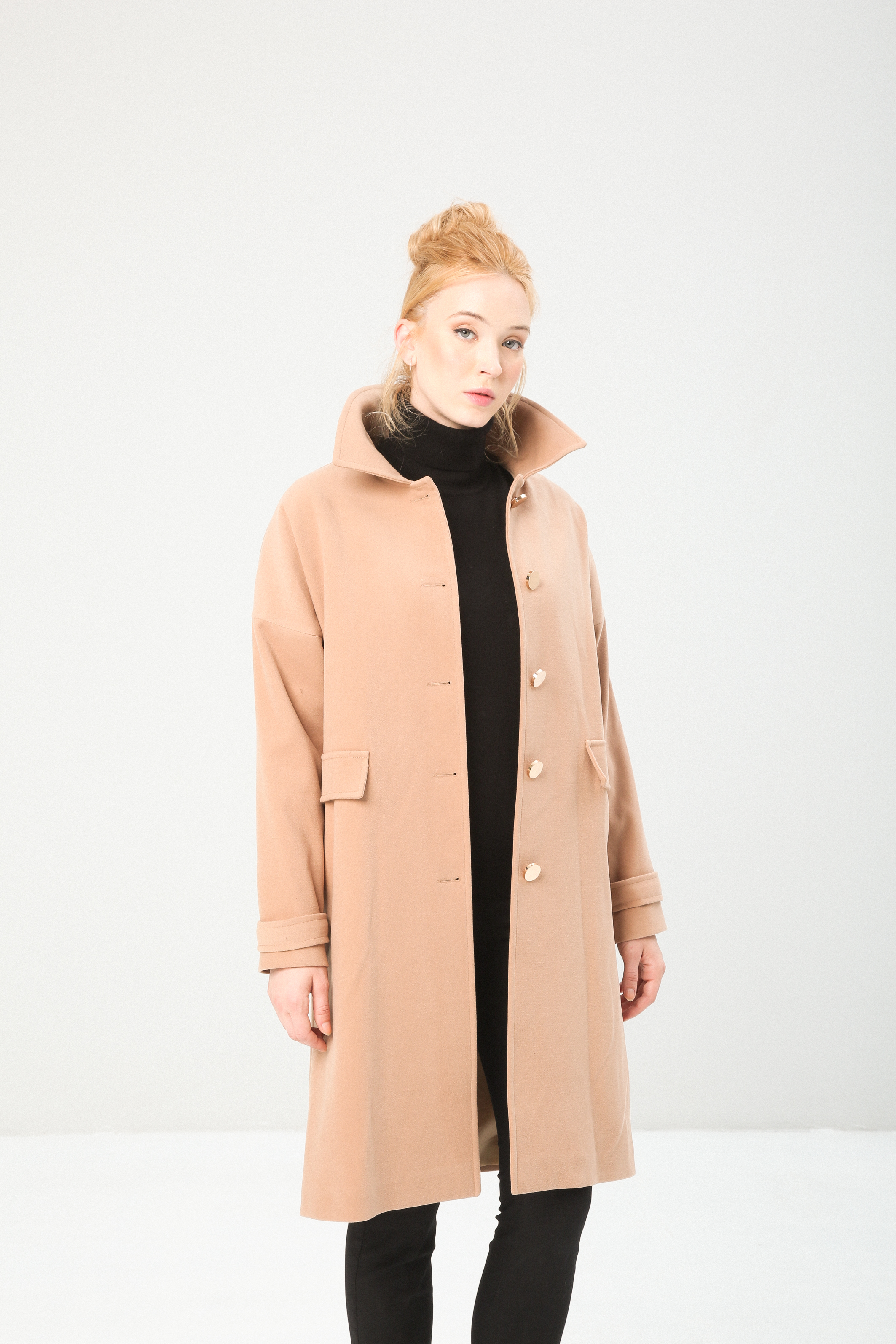 Manteau  Fontana 2.0 7VWW03V2016 brown