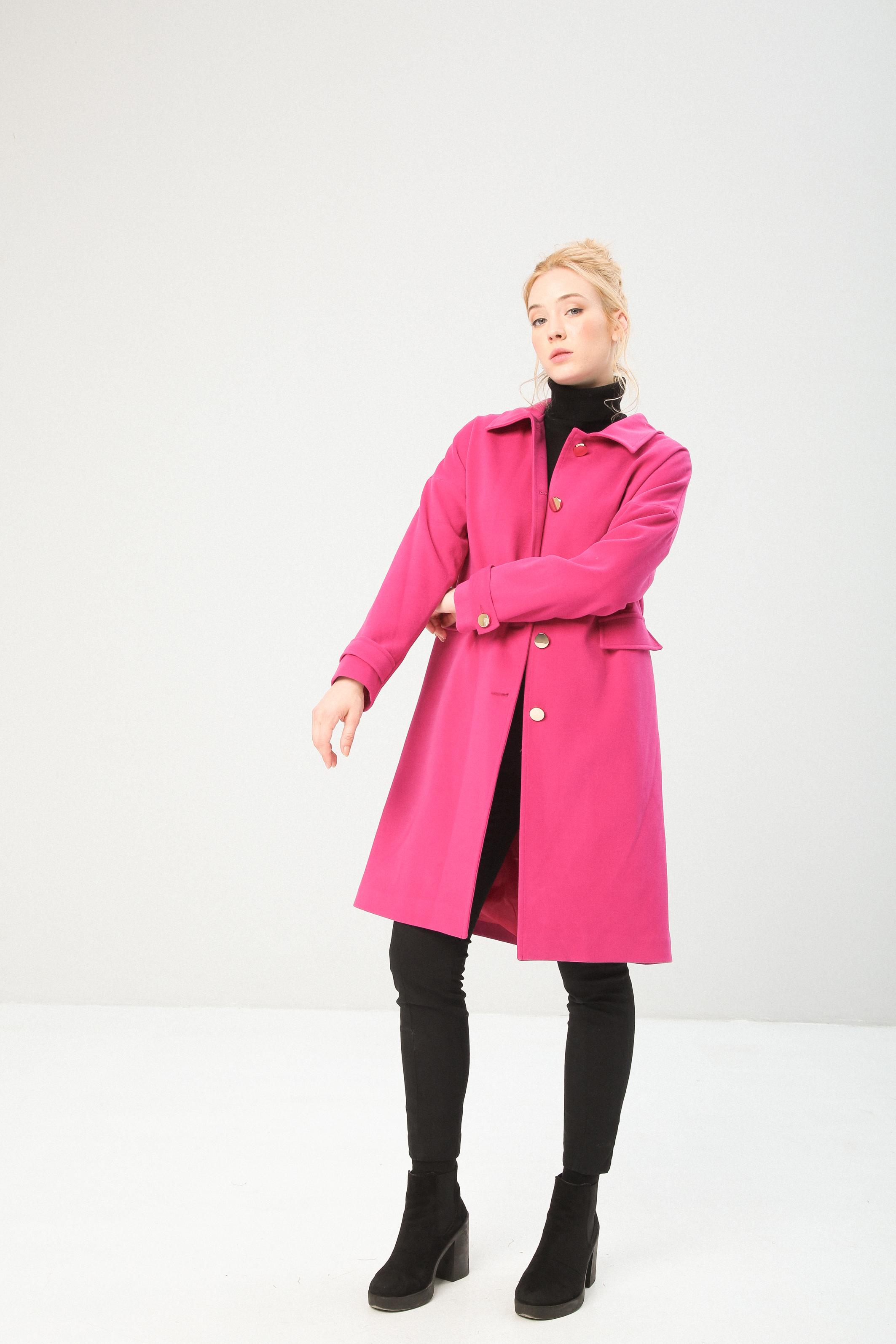 Manteau  Fontana 2.0 7VWW03V2016 pink