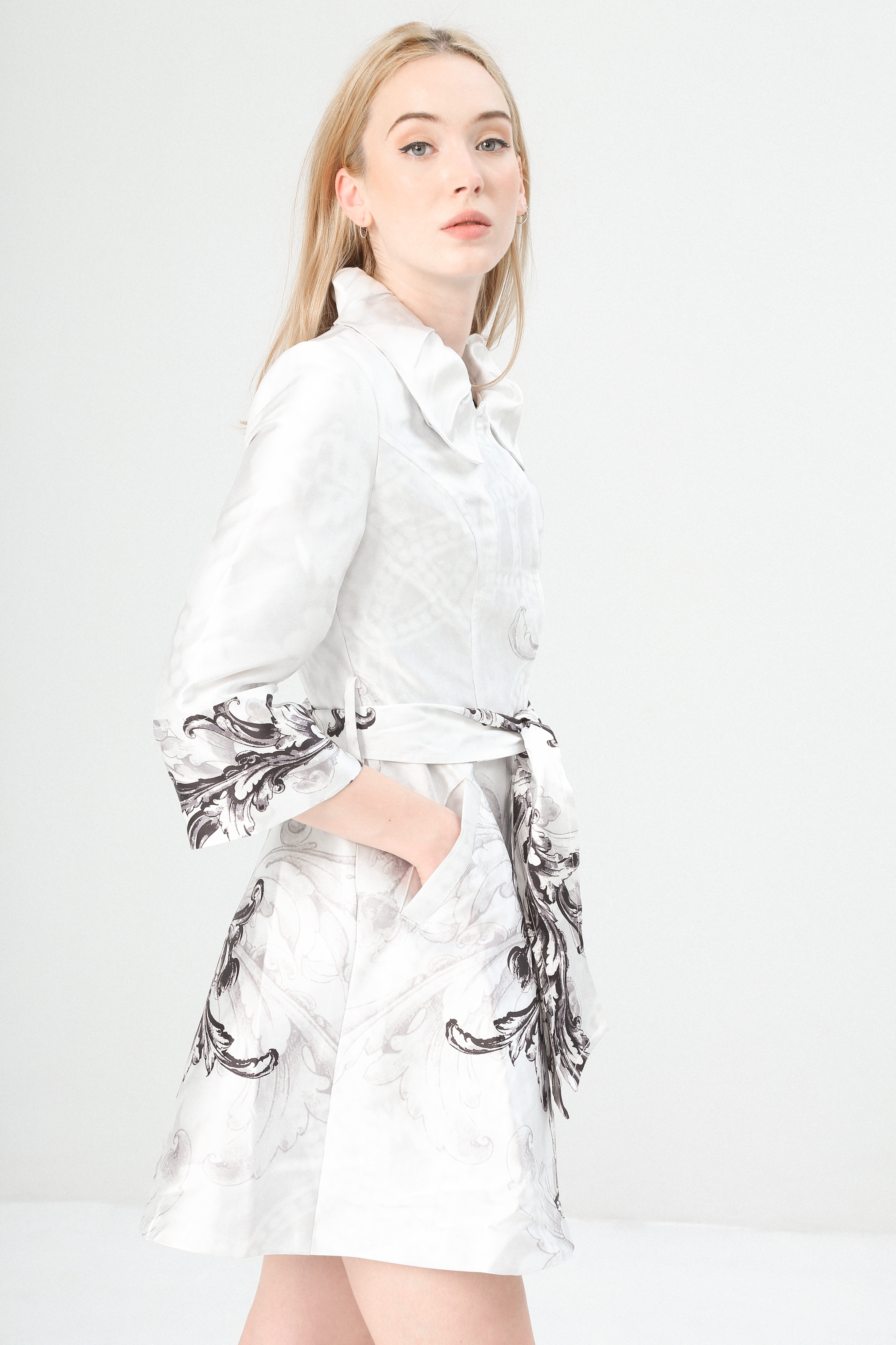 Manteau  Fontana 2.0 APOLLINA white