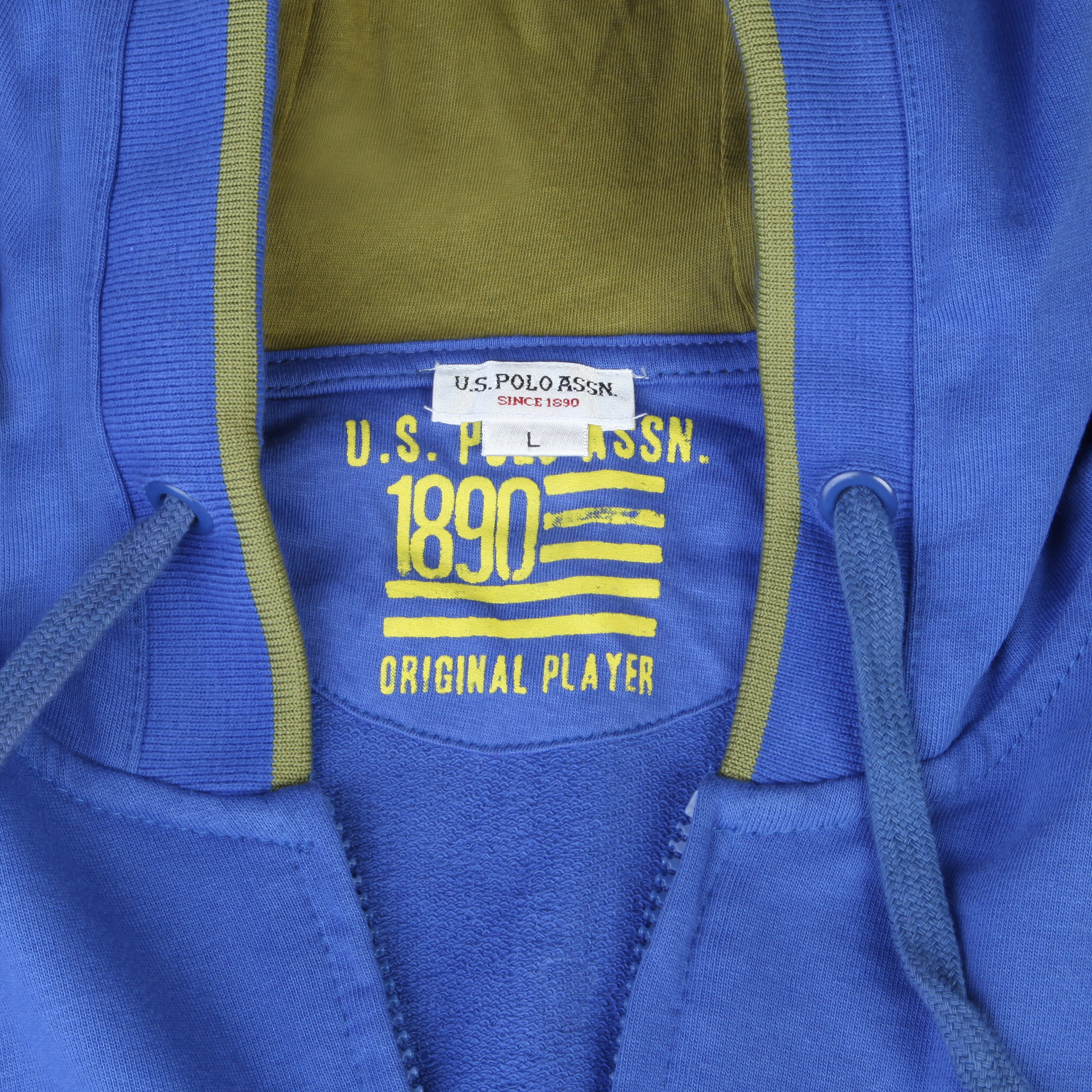 Sweatshirts  U.S. Polo 42275_49333 blue