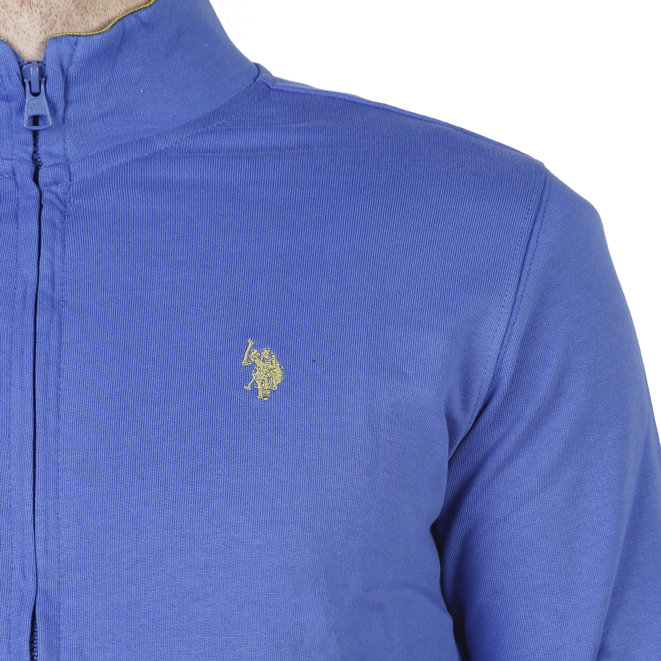 Sweatshirts  U.S. Polo 42274_49333 blue