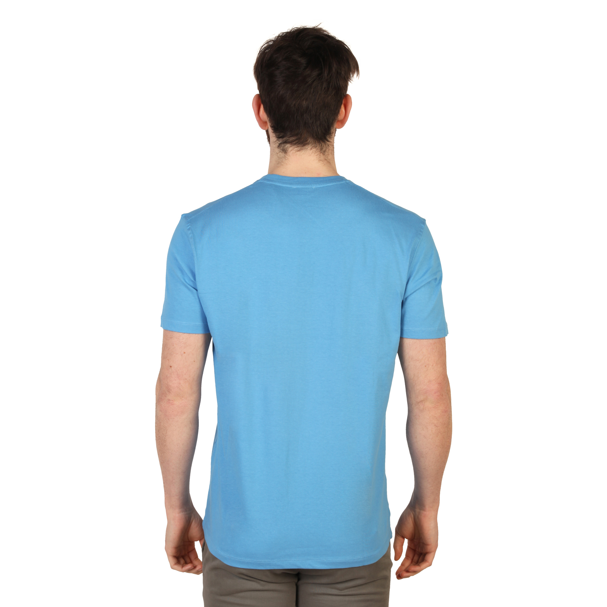 Tee-shirts  U.S. Polo 43693_49351 blue