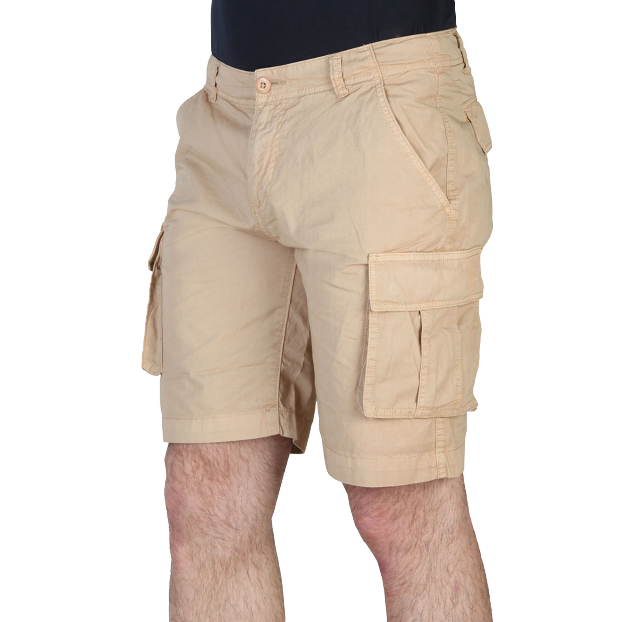 Shorts & Bermudas  U.S. Polo 42506_48461 brown