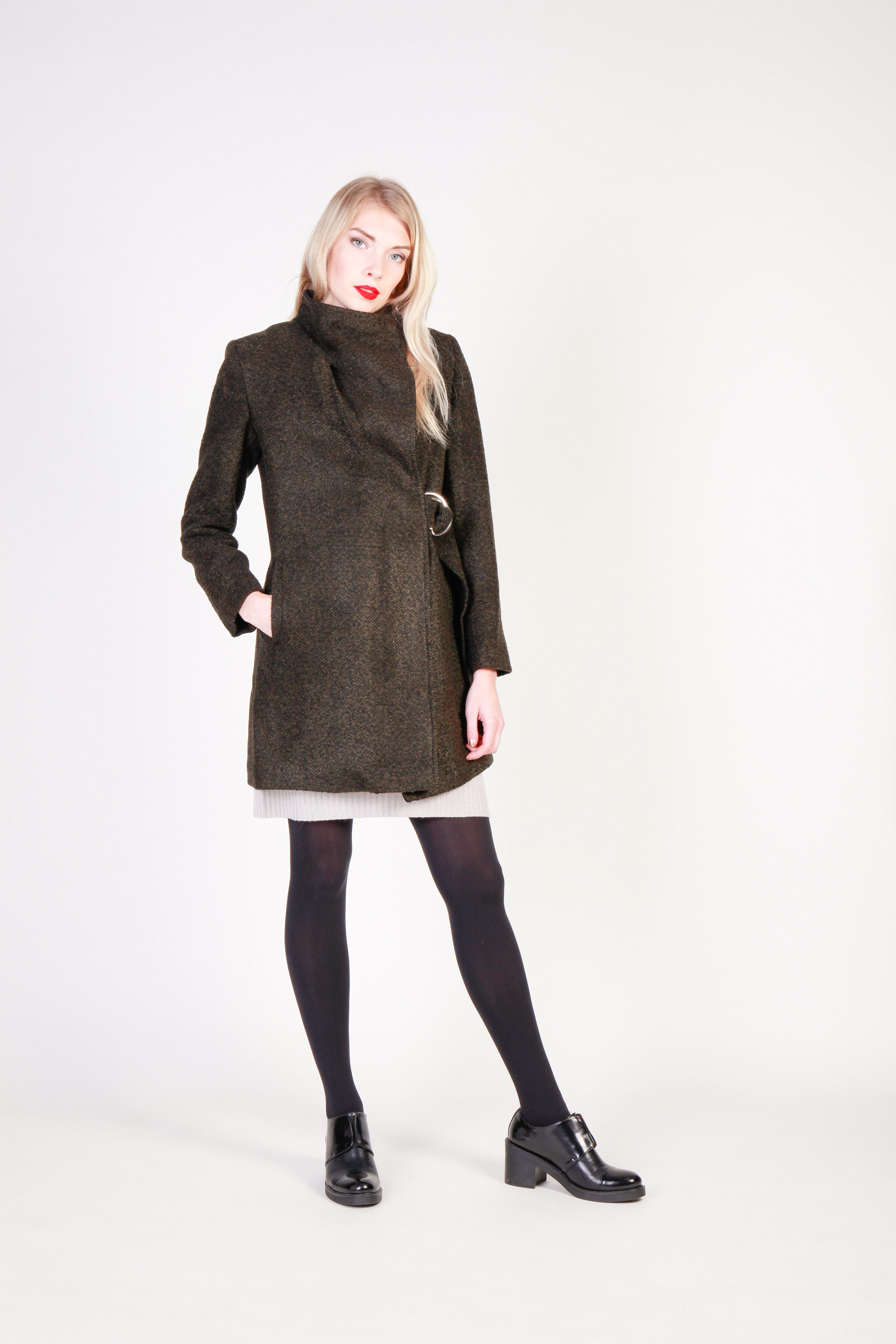 Manteau  Fontana 2.0 MERCEDE green