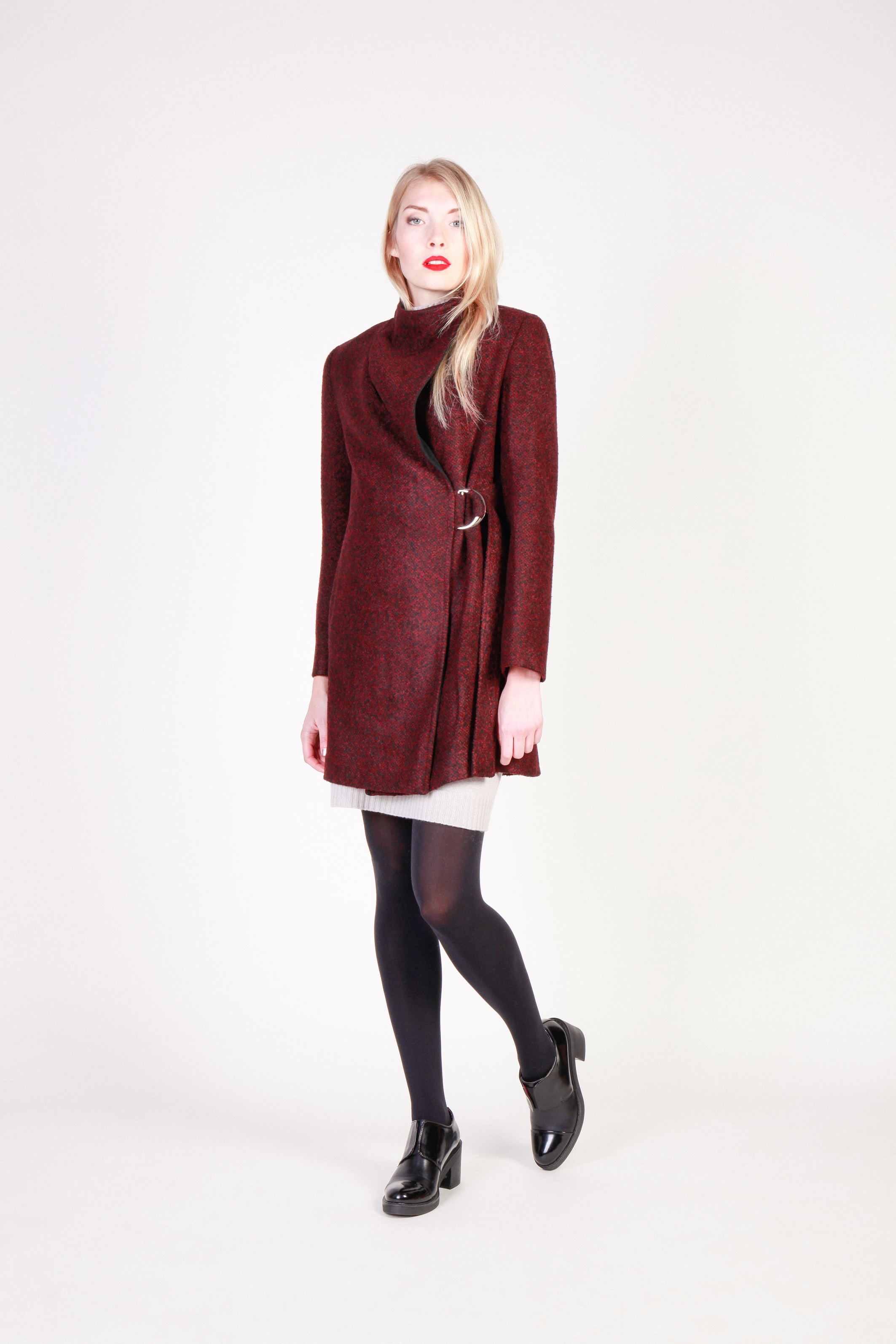 Manteau  Fontana 2.0 MERCEDE red