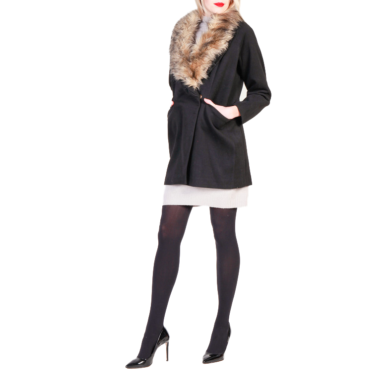 Manteau  Fontana 2.0 FREDIANA black