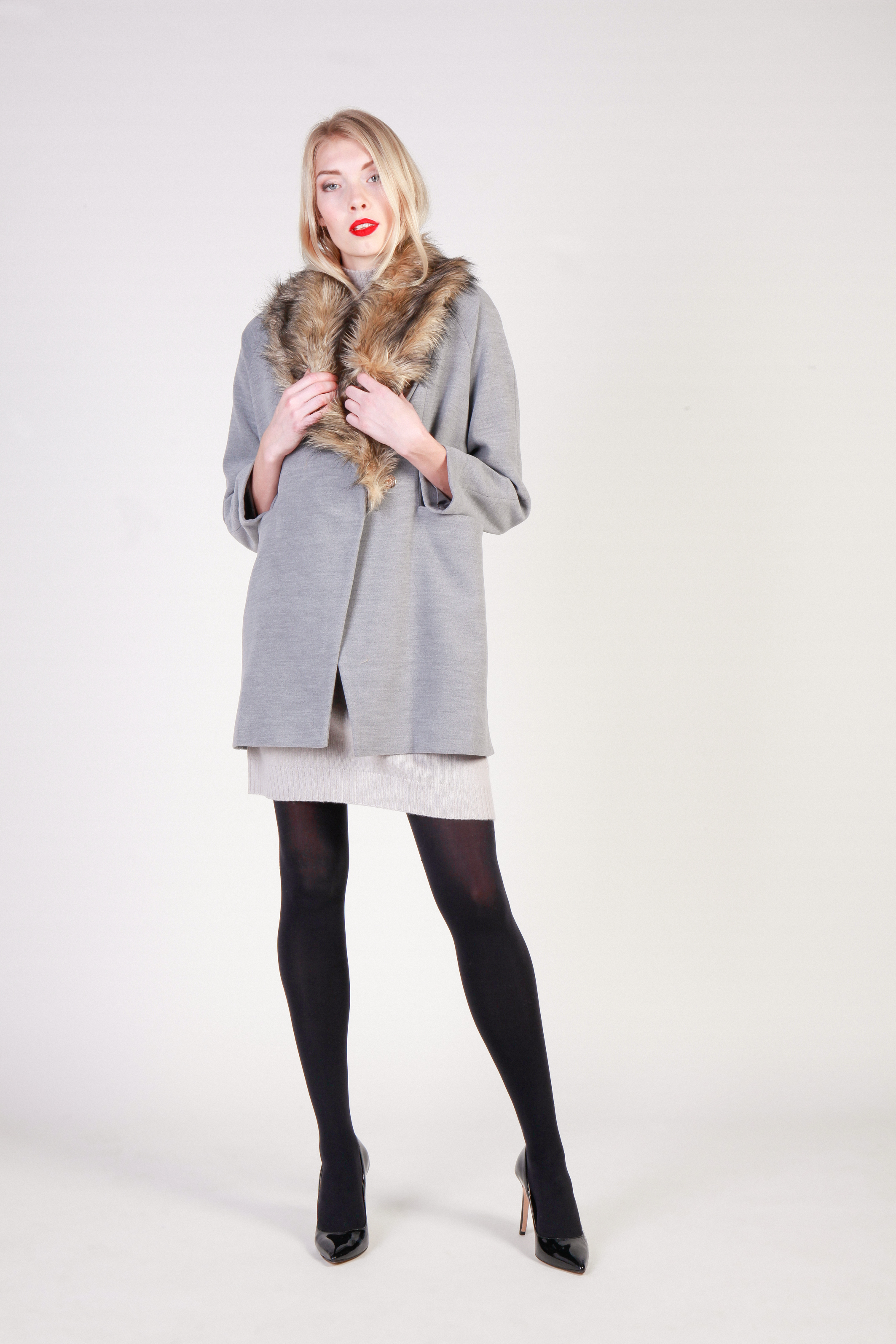 Manteau  Fontana 2.0 FREDIANA grey
