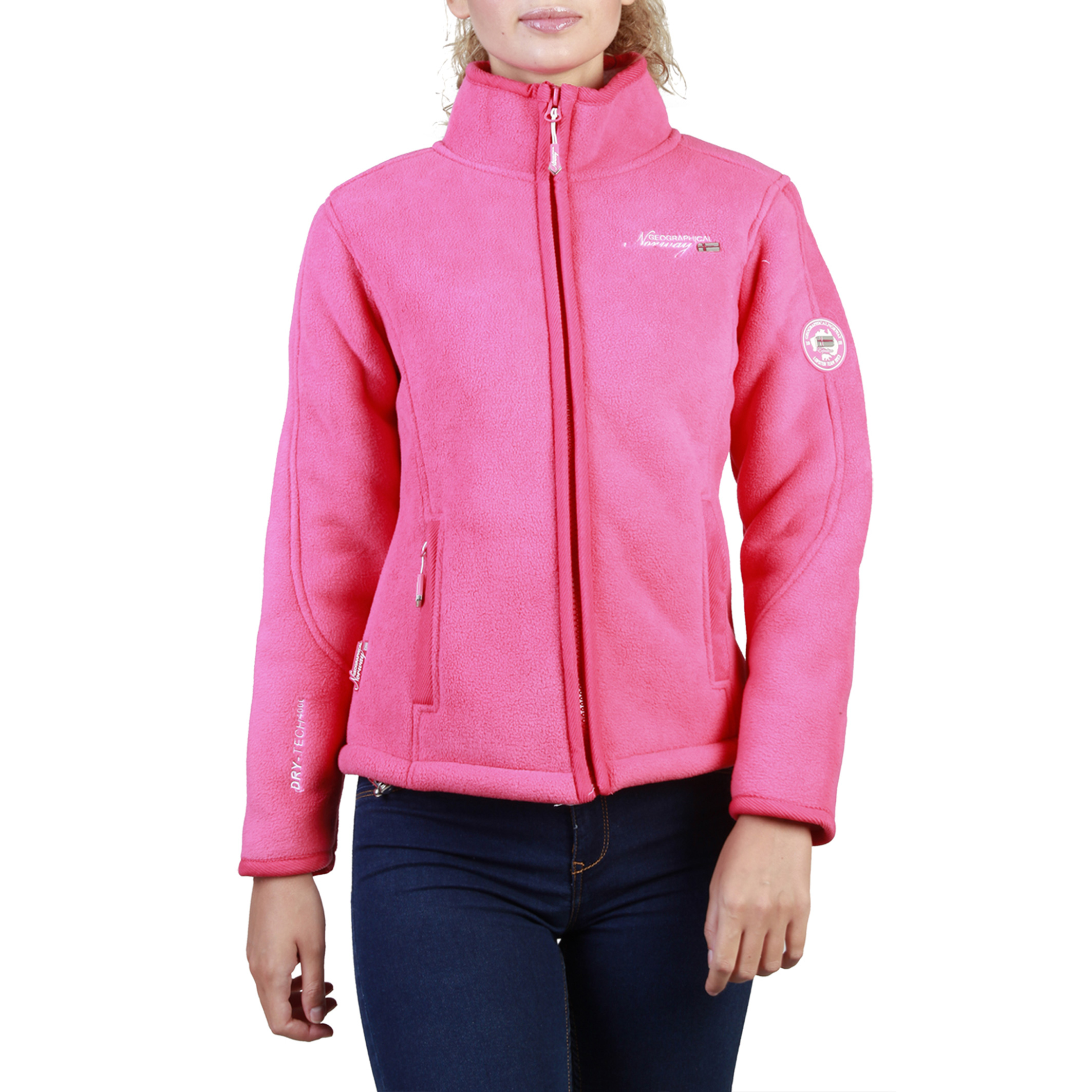 Vestes & blousons  Geographical norway Tapir_woman pink