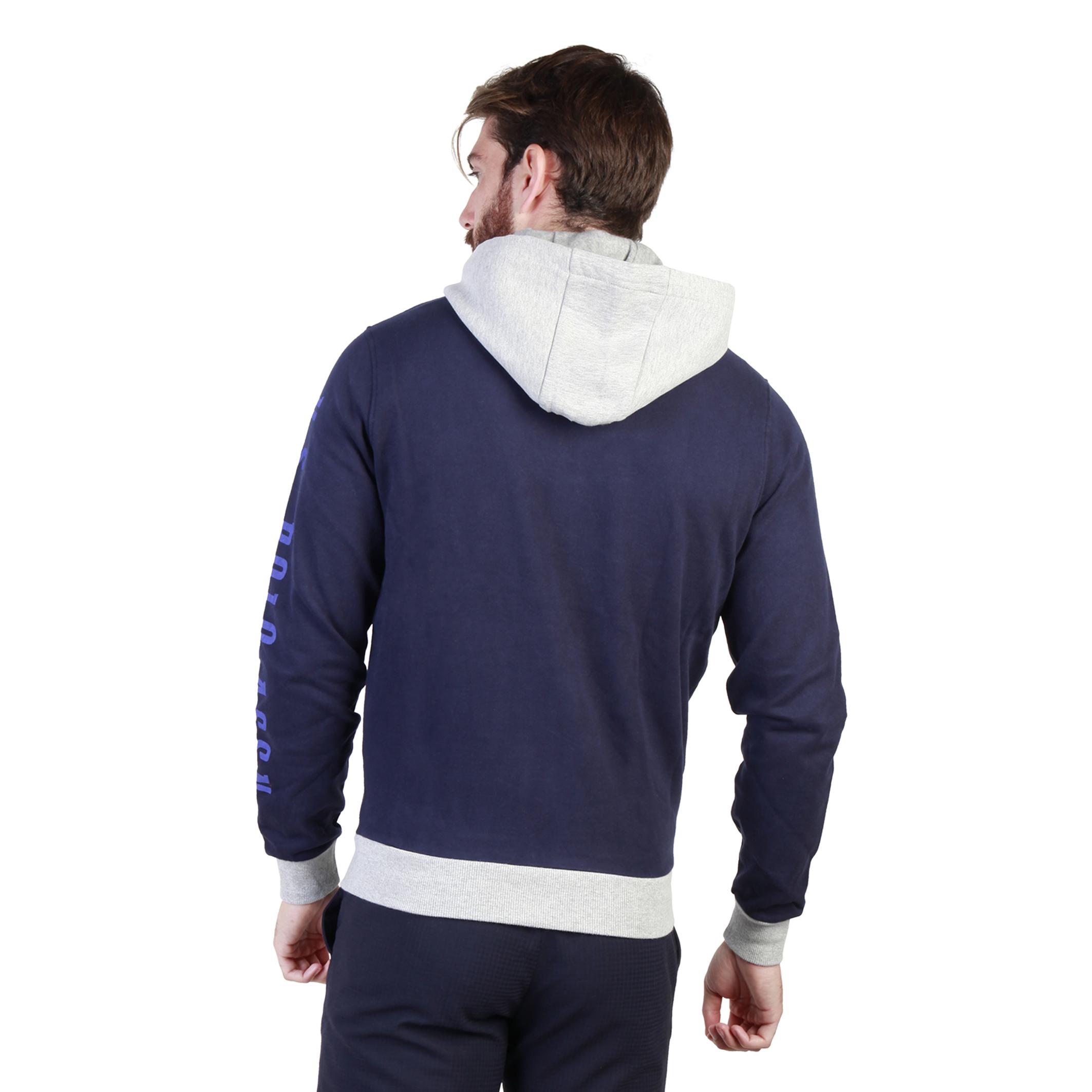 Vestes zippées  U.S. Polo 43481_47130 blue