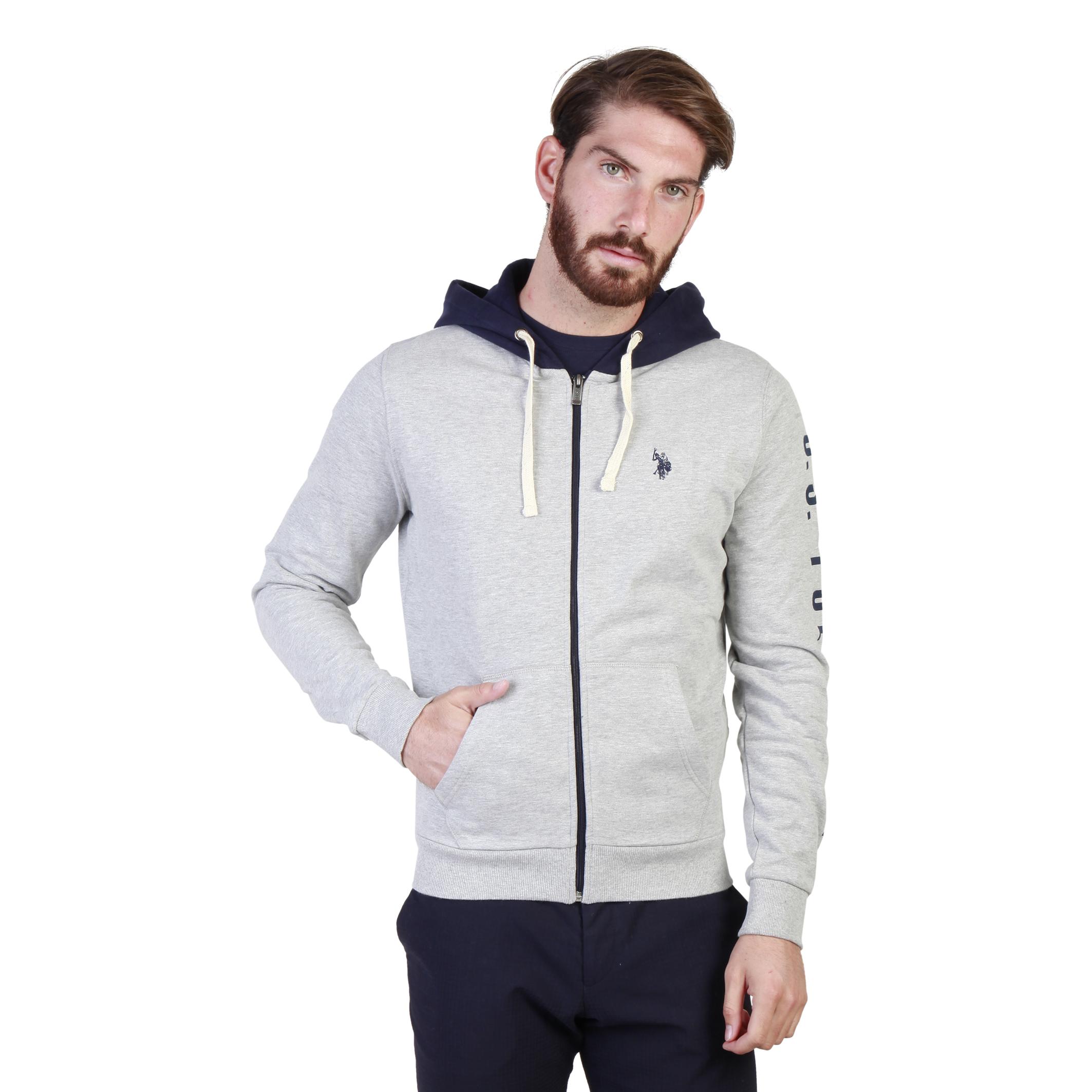 Vestes sport/streetwear  U.S. Polo 43481_47130 grey