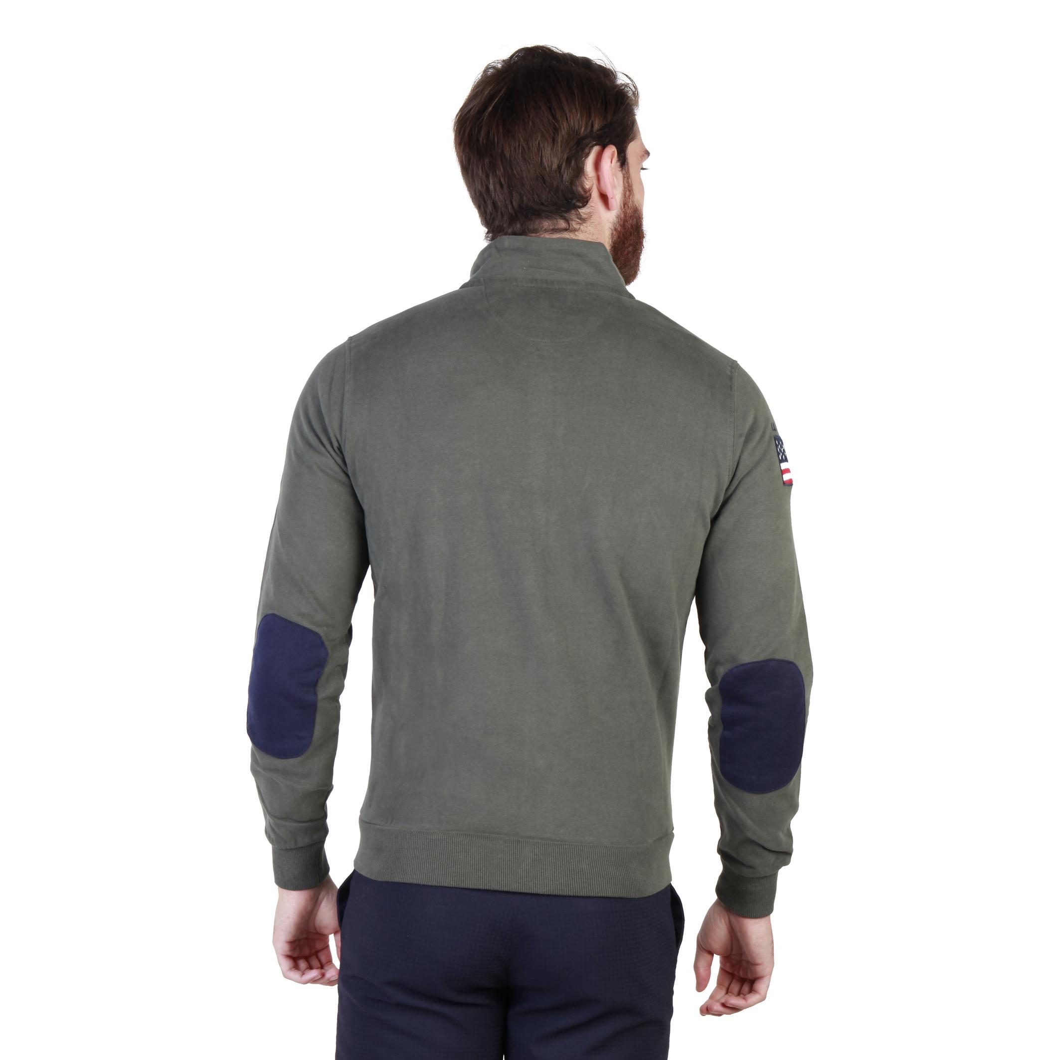 Vestes sport/streetwear  U.S. Polo 43485_47130 green