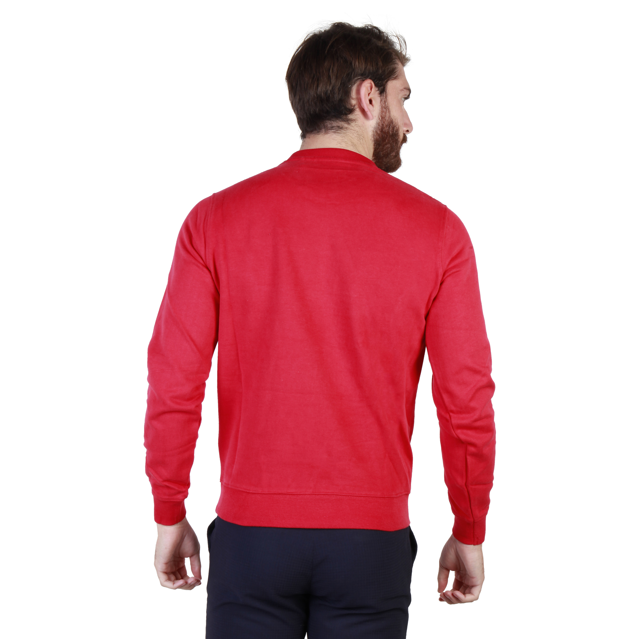 Sweatshirts  U.S. Polo 43486_47130 red