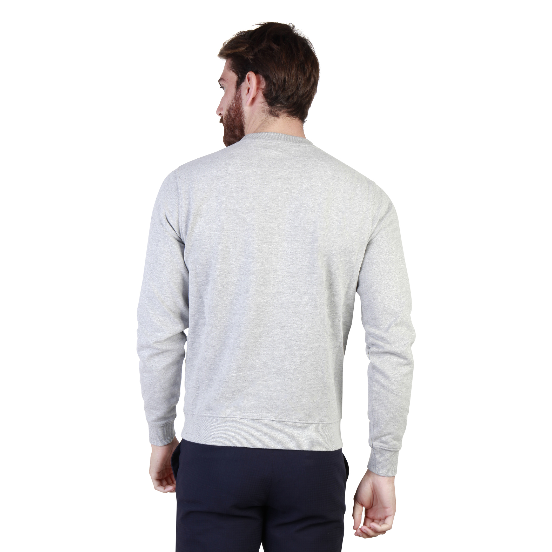 Sweatshirts  U.S. Polo 43486_47130 grey