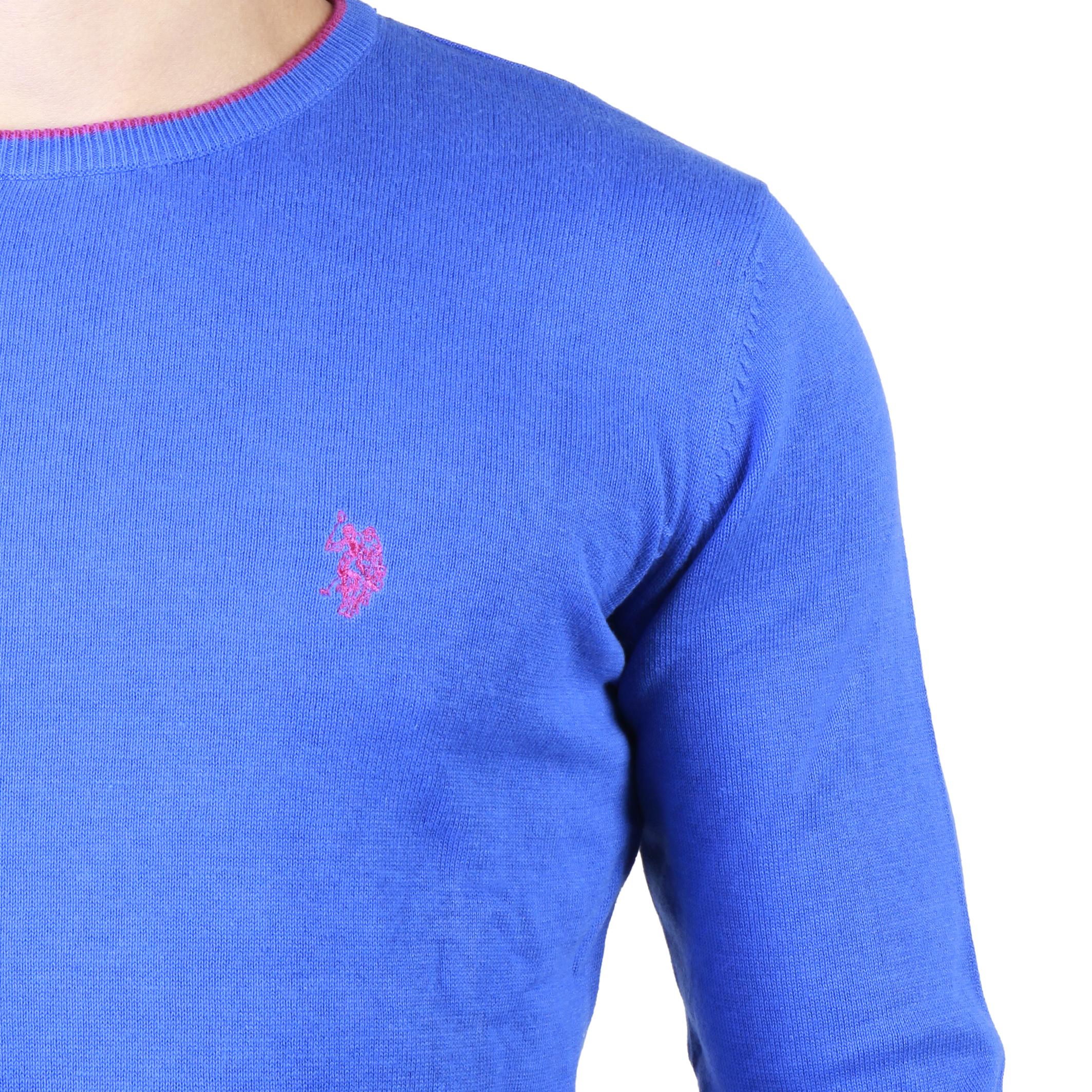 Pulls  U.S. Polo 49810_50357 blue