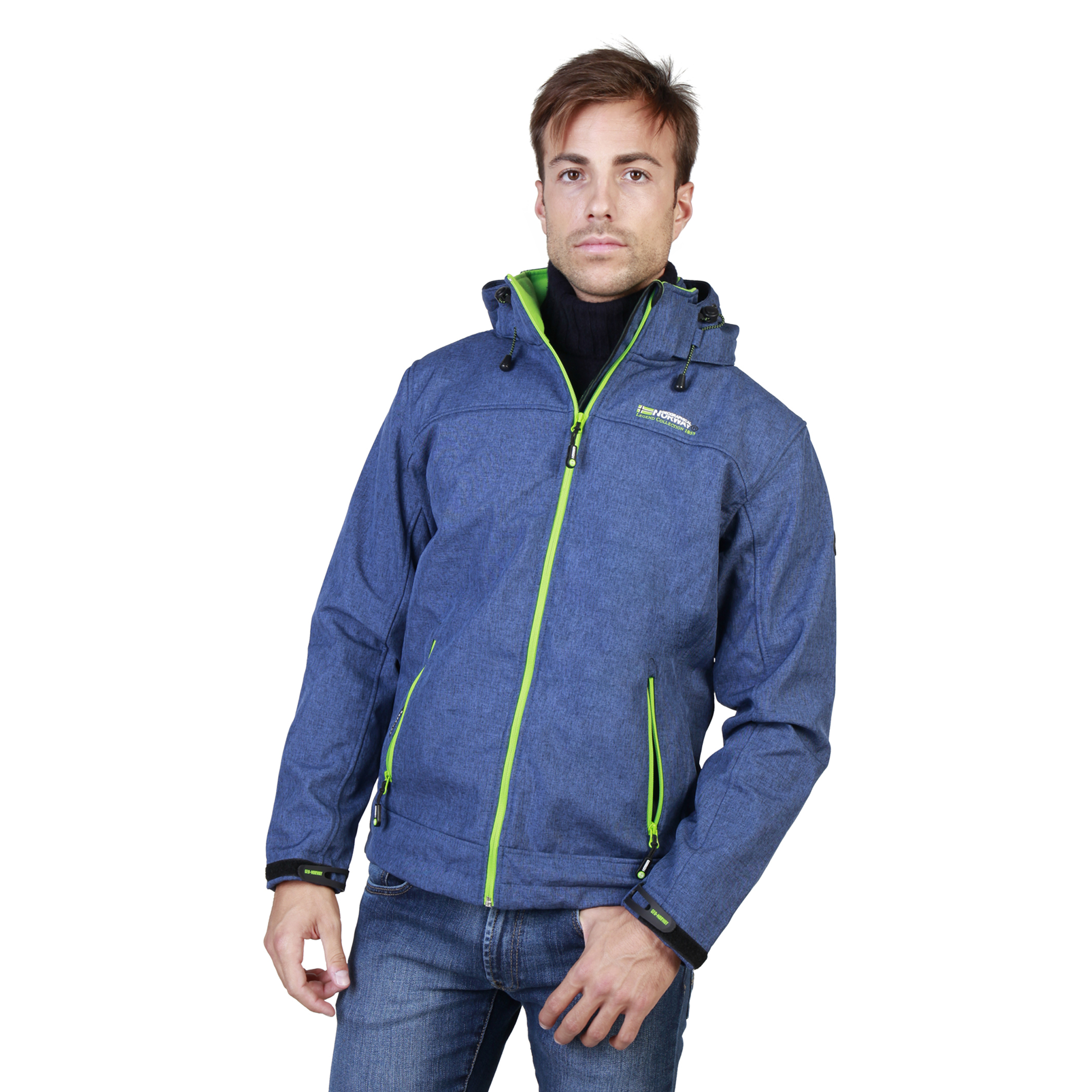 Vestes & blousons  Geographical norway Twixer_man blue