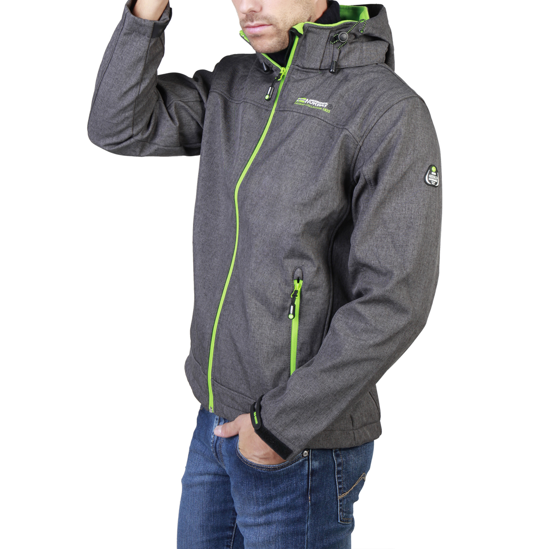 Vestes & blousons  Geographical norway Twixer_man grey